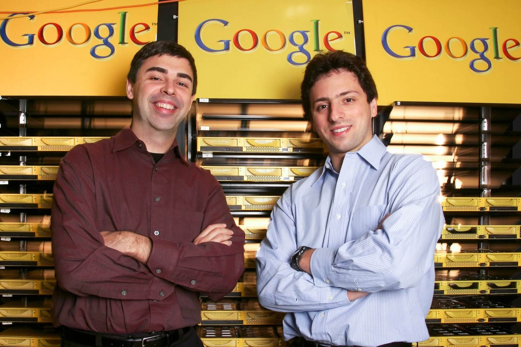 Google founders Sergey Brin and Larry Page step down from their Alphabet leadership roles