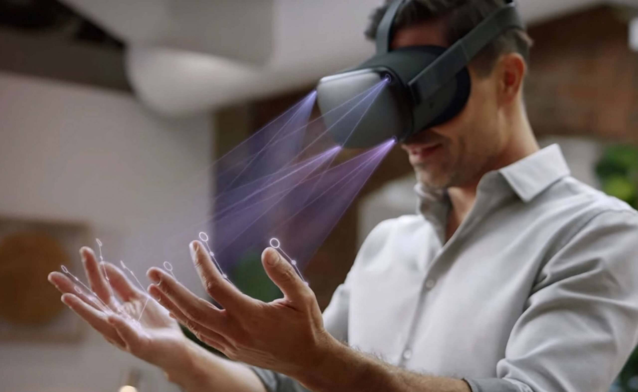 Oculus Quest gets hand tracking this week