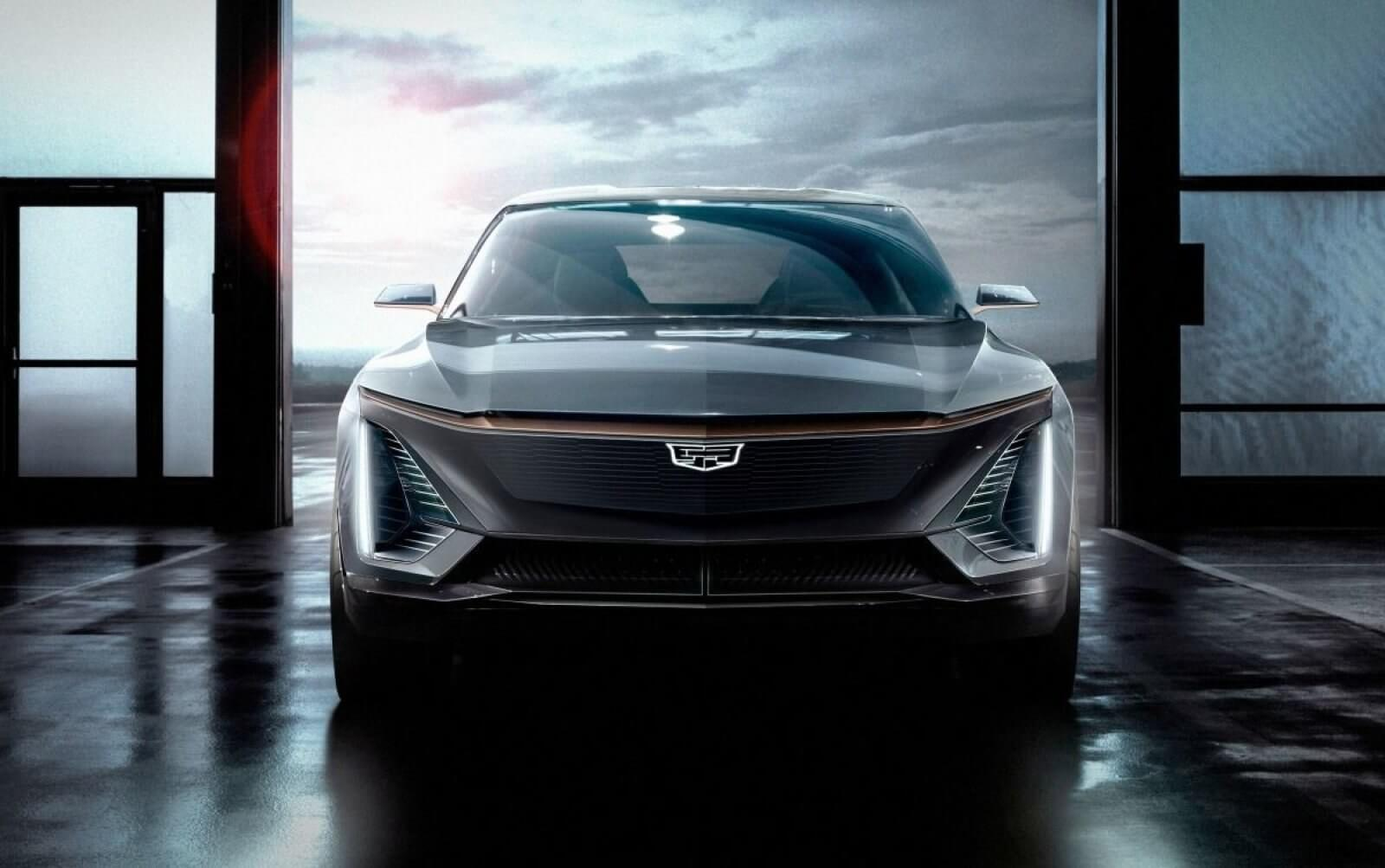 Most of Cadillac's vehicles will be fully-electric by 2030