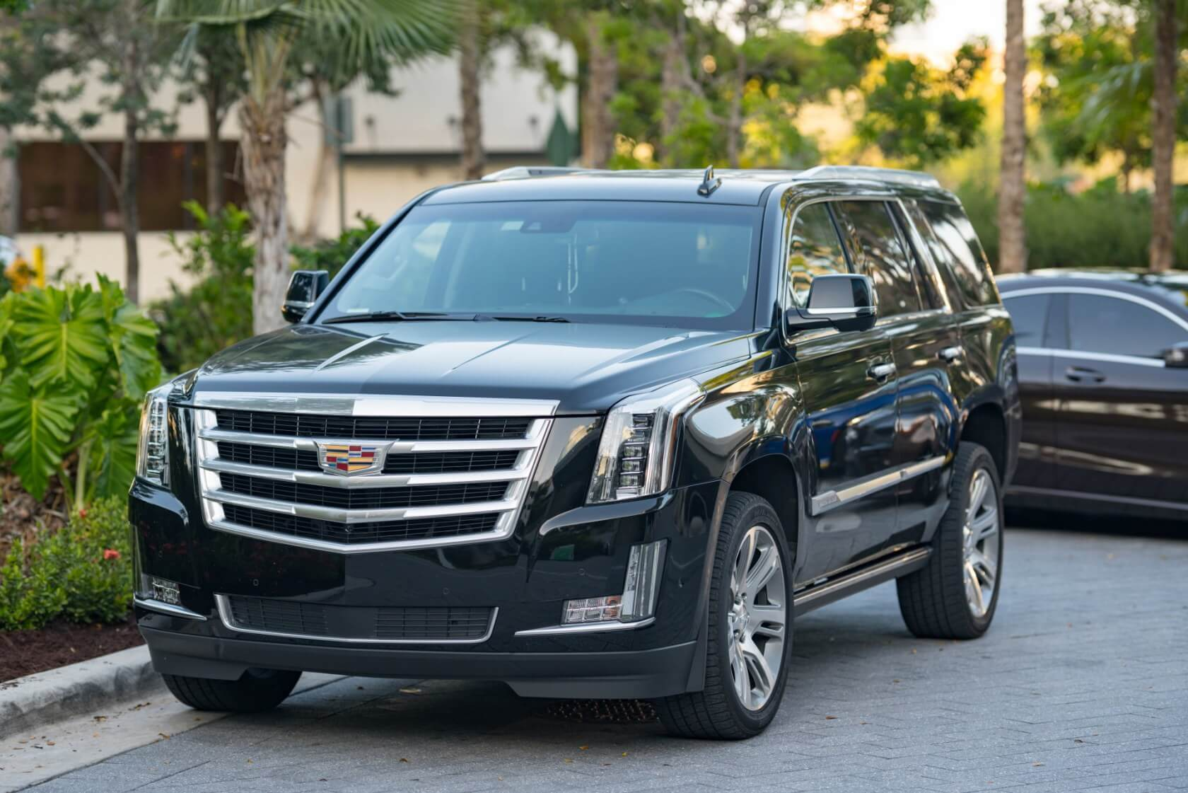 Cadillac Escalade slated to become the world's first 8k vehicle