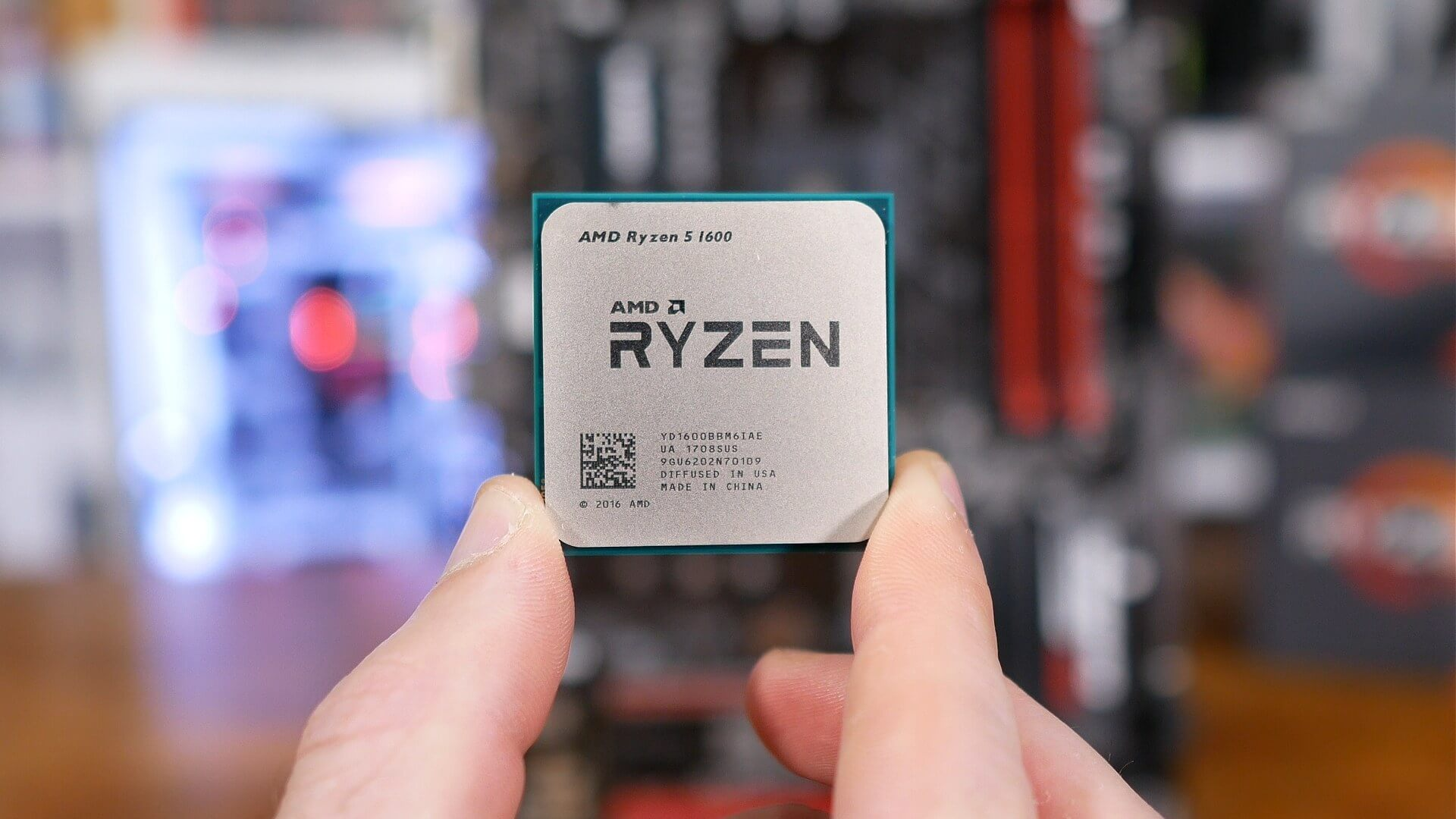 First-gen Ryzen chips might be sneakily getting an upgrade to 12nm