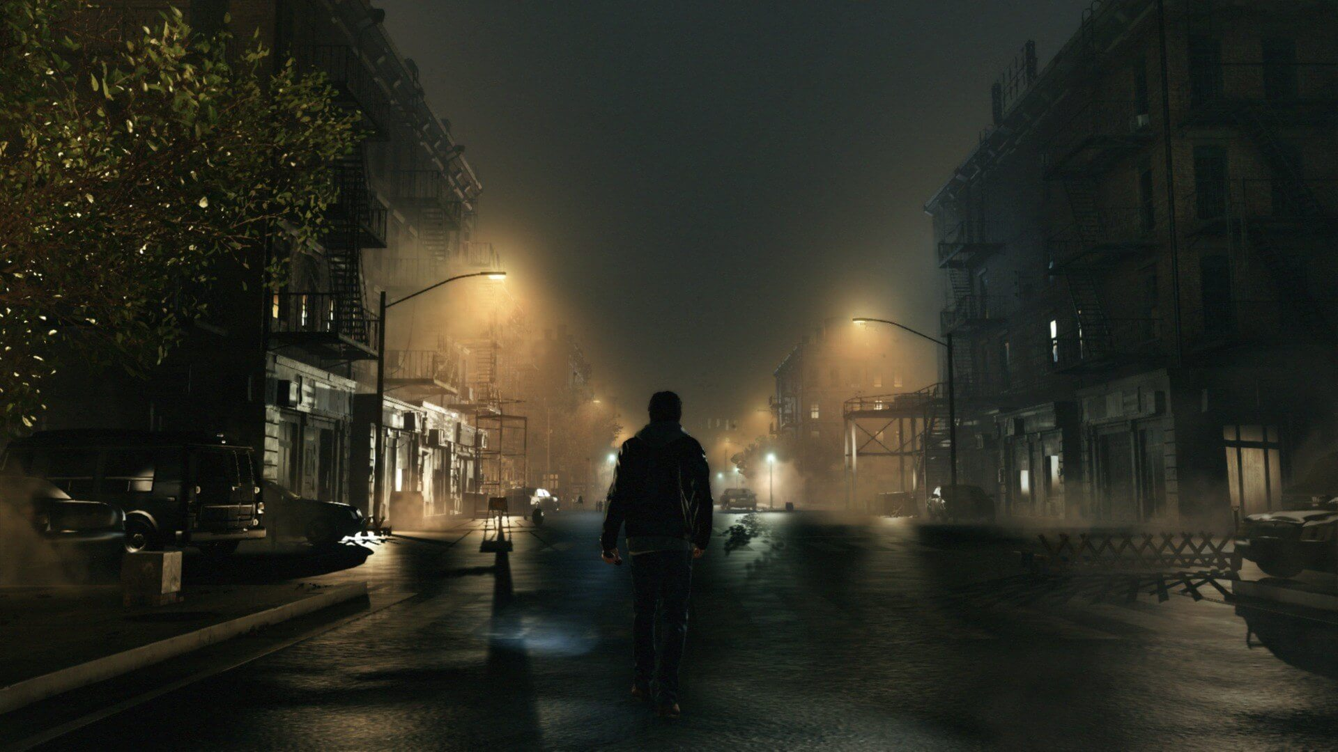 Modder escapes PT's hallway to explore the streets of Silent Hill