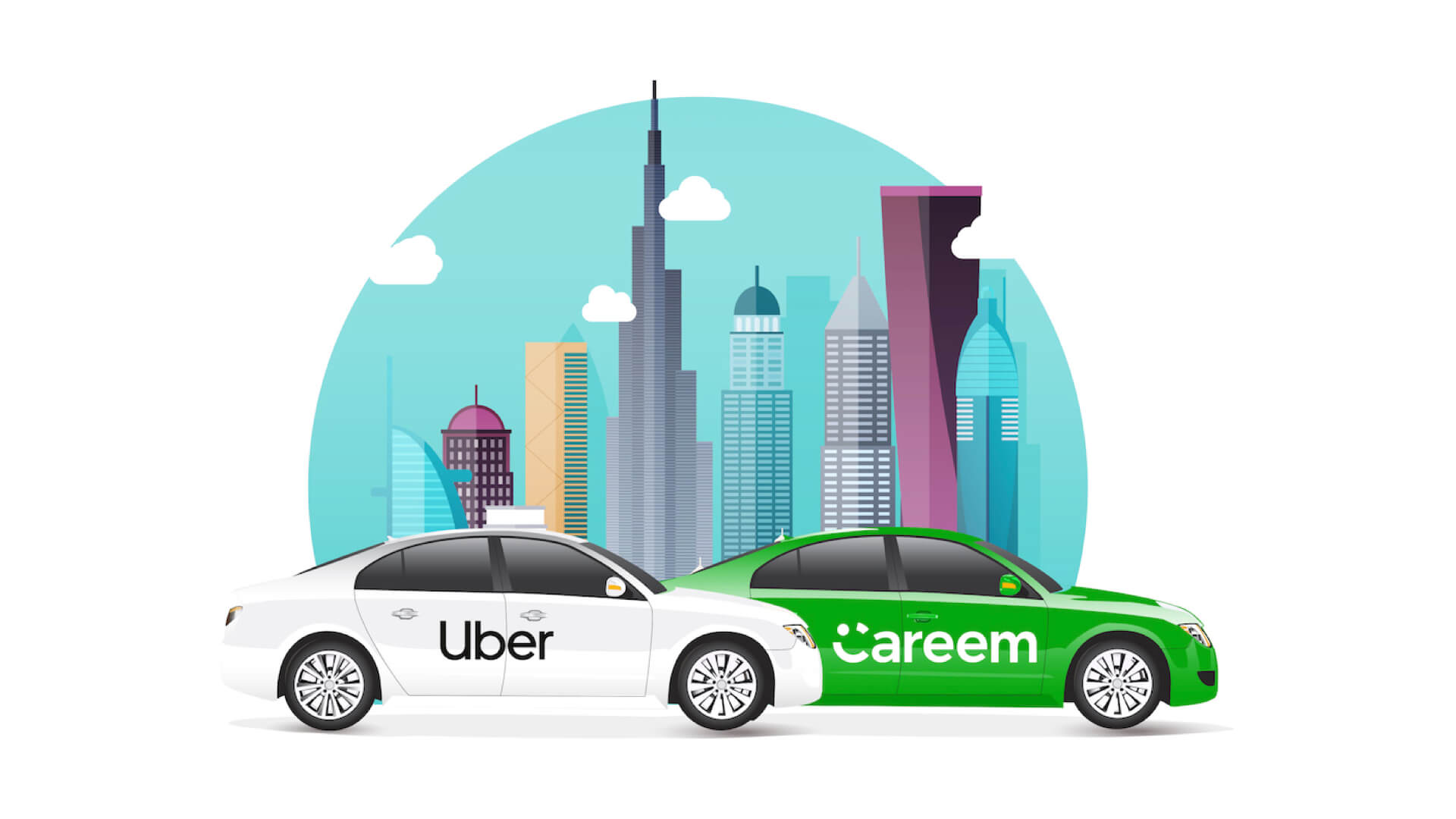 Uber continues global expansion by snapping up Middle Eastern rival