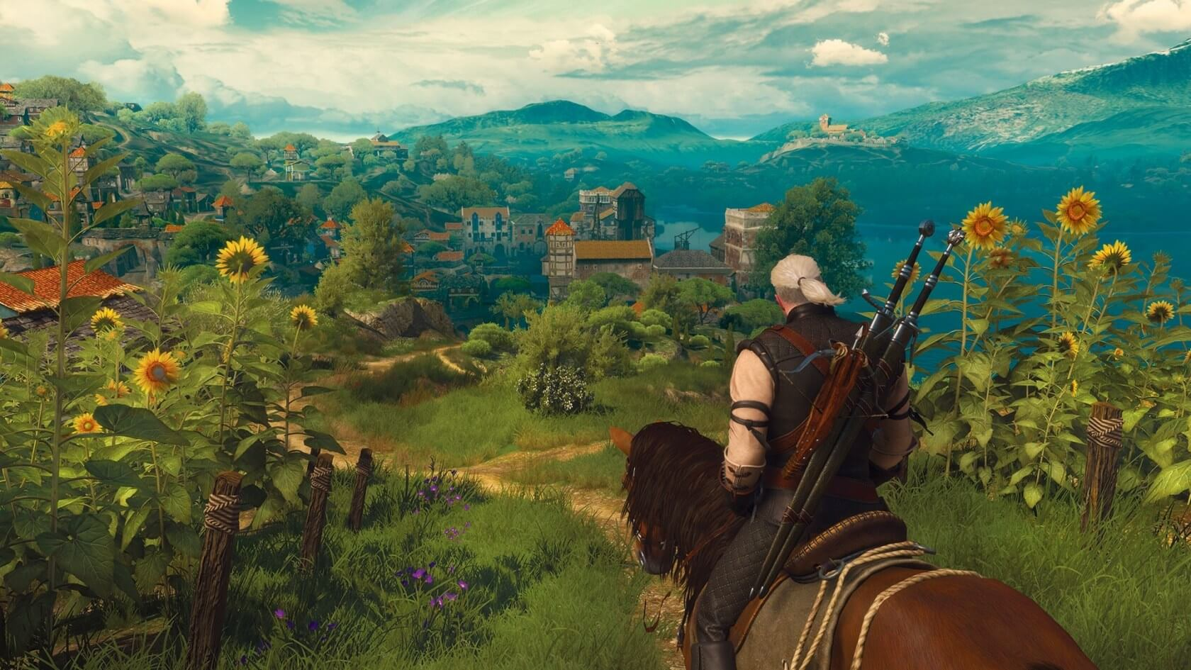 The Witcher 3 has more Steam players now than it did on launch
