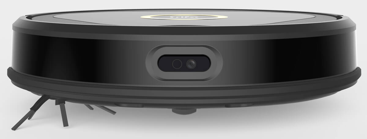 Image result for This robovac doubles as a mobile surveillance system for your home