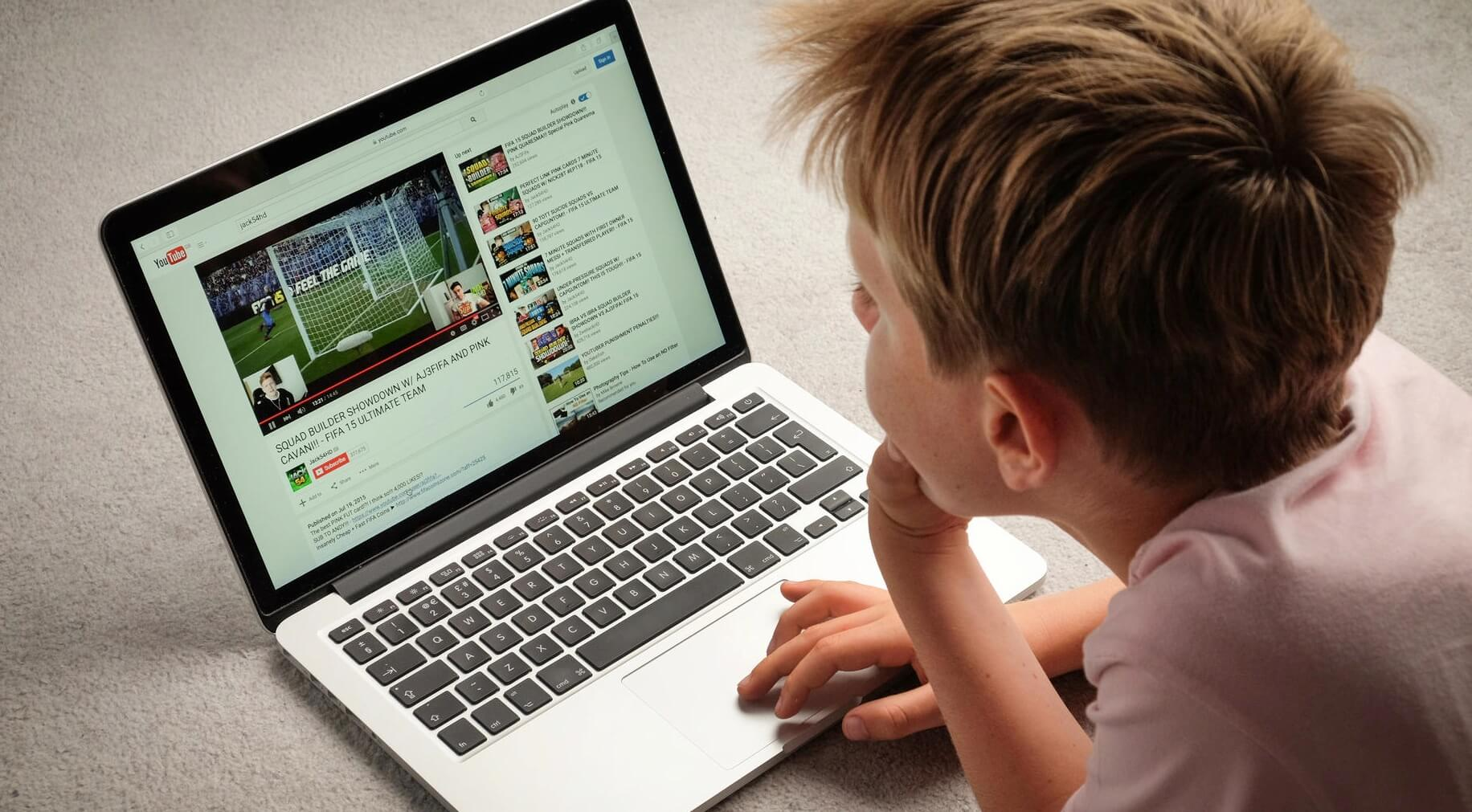 YouTube tightens child protection measures with personalised ad ban