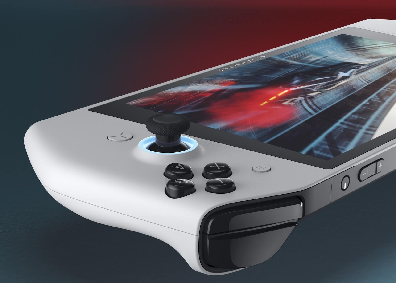 Alienware's 'Concept UFO' prototype brings Switch-like handheld gaming to PC players