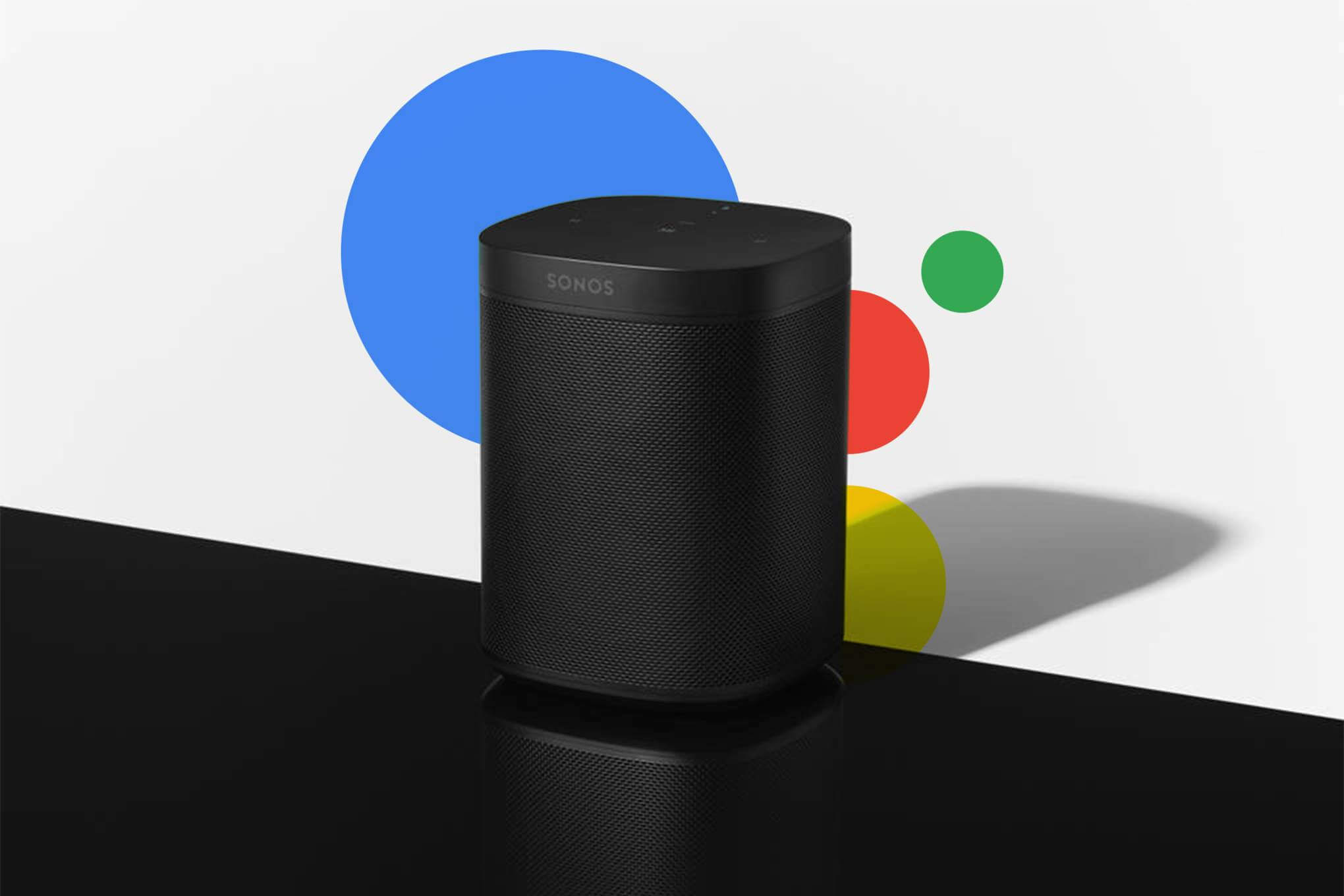 Sonos is suing Google for allegedly copying speaker technology