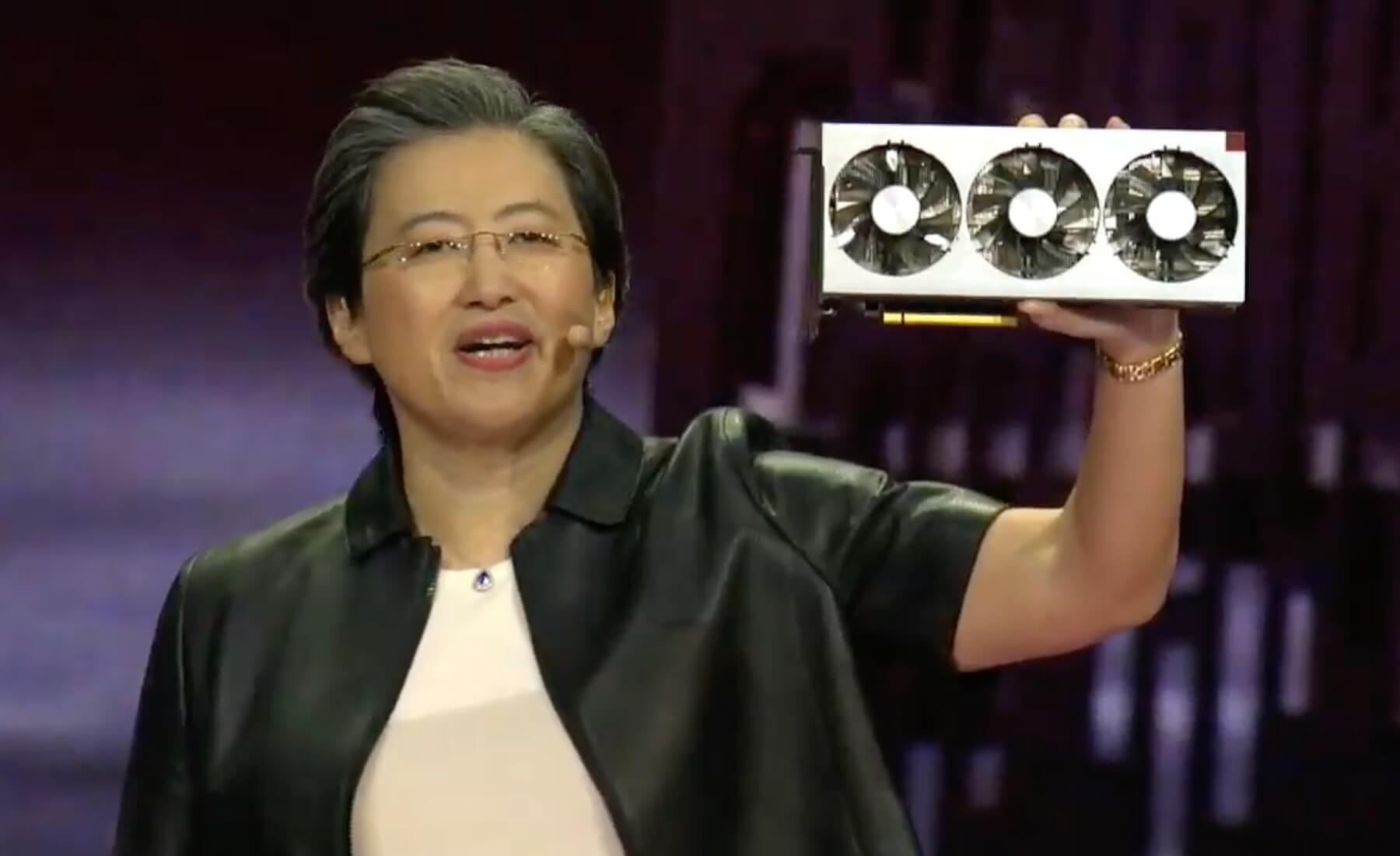 Amd Ceo Hints That High End Navi Gpus And Ray Tracing May Be Coming To Radeon Cards Techspot Forums