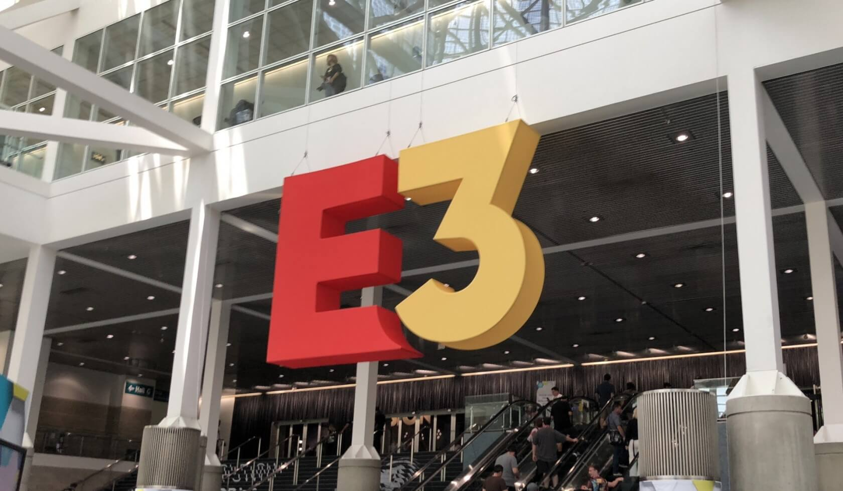 E3 2021's in-person event has been canceled, according to city tourism board