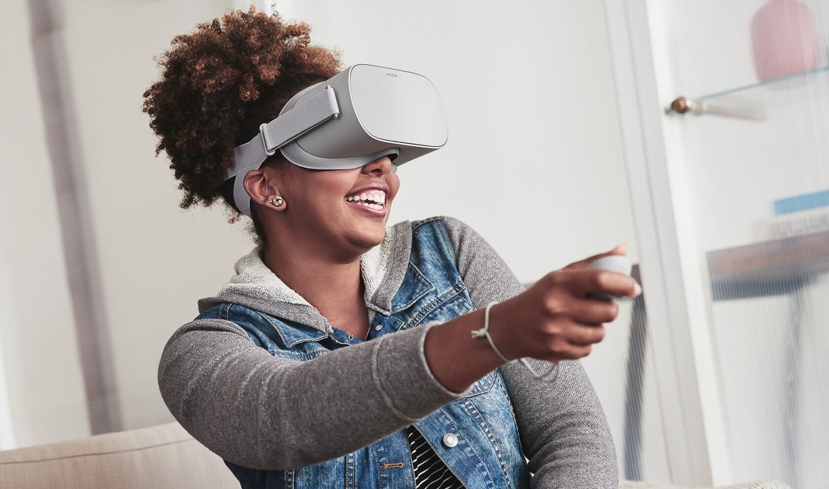 The Oculus Go's price has been slashed to $150