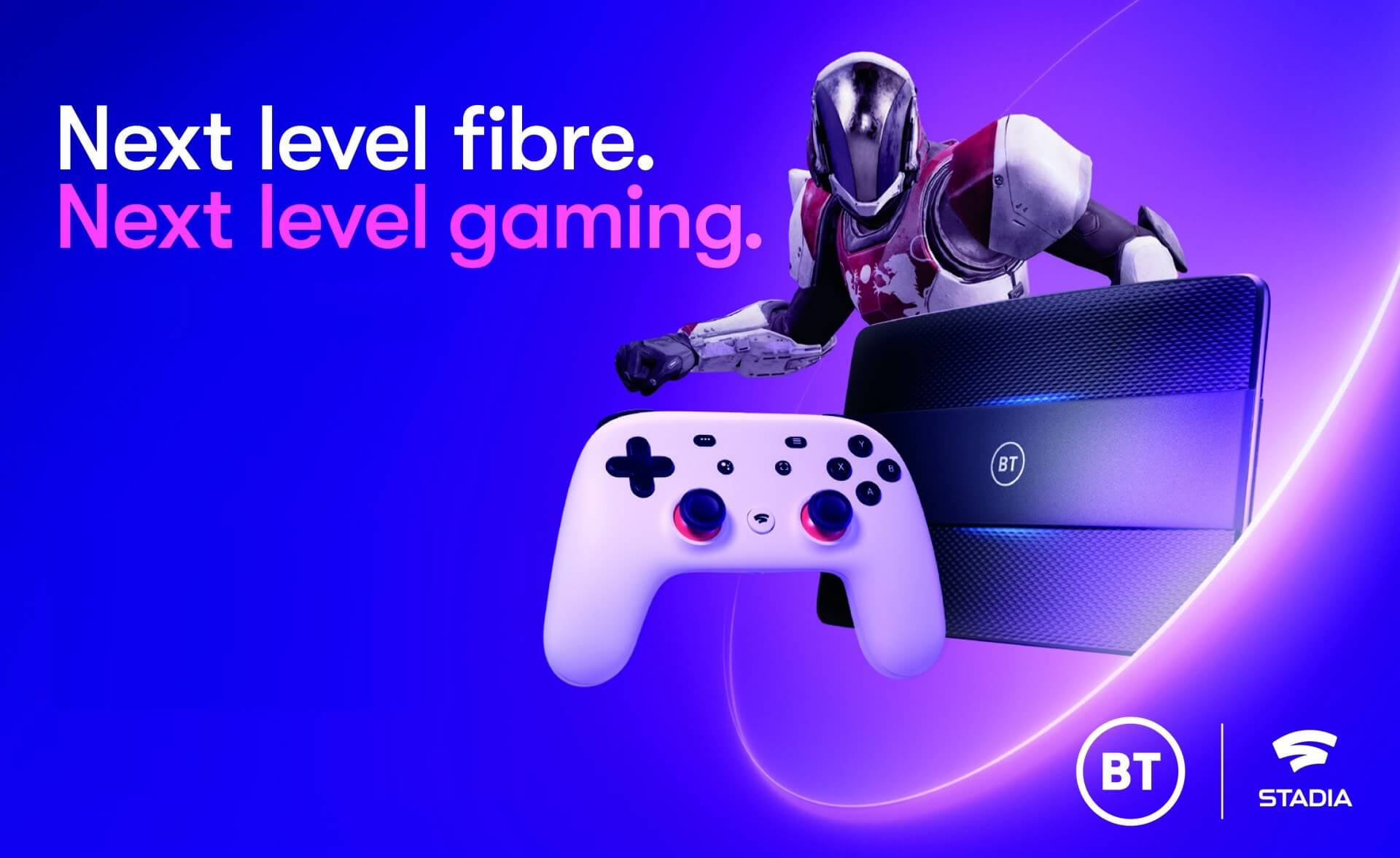 Google partners with BT to offer Stadia bundled with high-speed internet service in UK