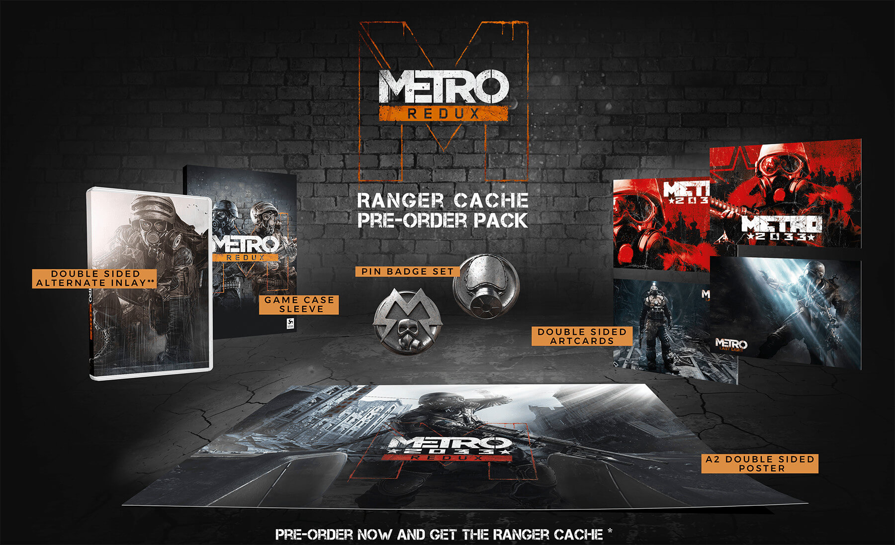 Metro Redux is coming to the Nintendo Switch next month