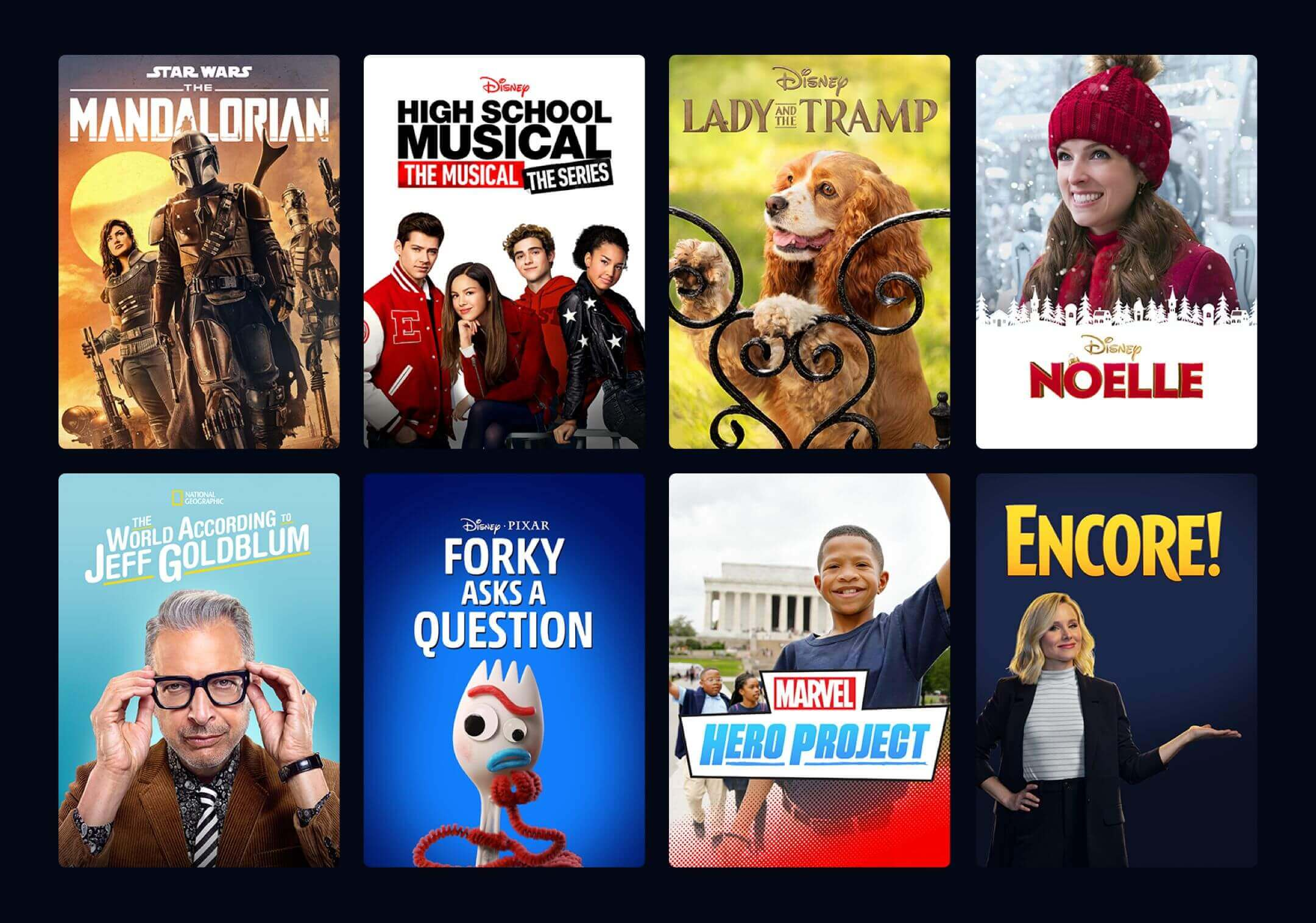 Disney+ will launch a week early in the UK on March 24
