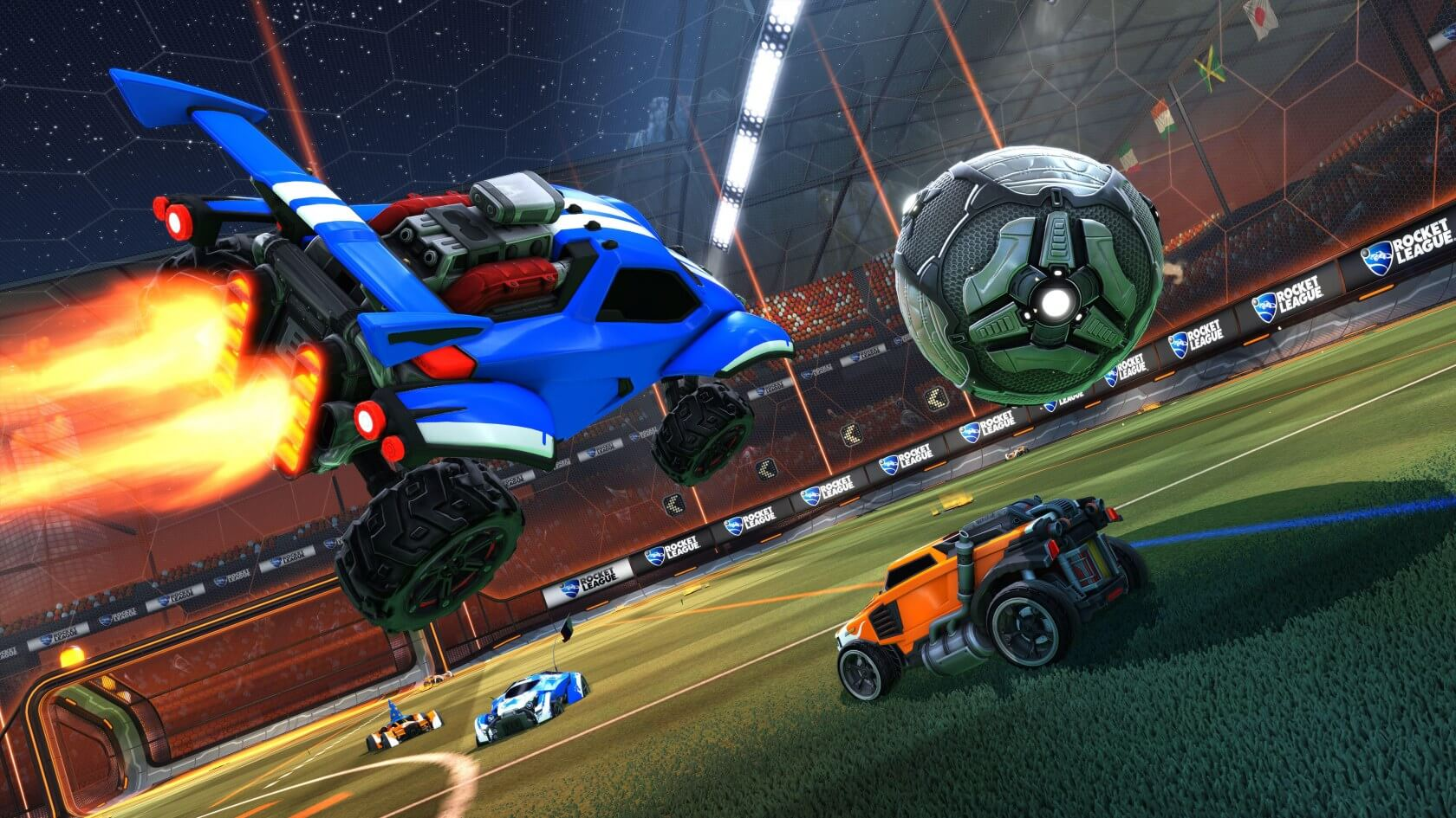 Psyonix will drop support for Rocket League in macOS and Linux come March