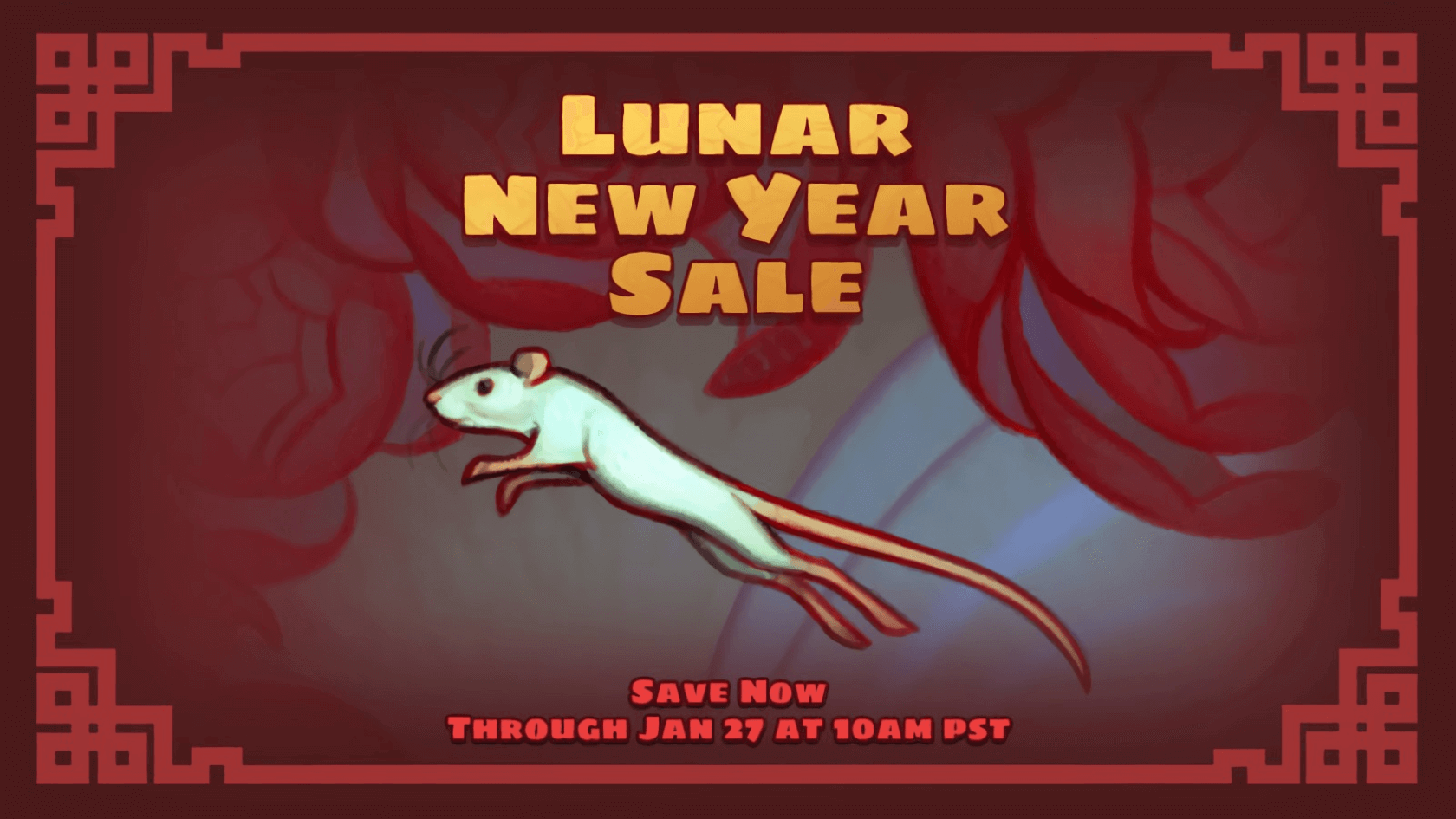 Steam celebrates the Year of the Rat with its latest Lunar New Year Sale