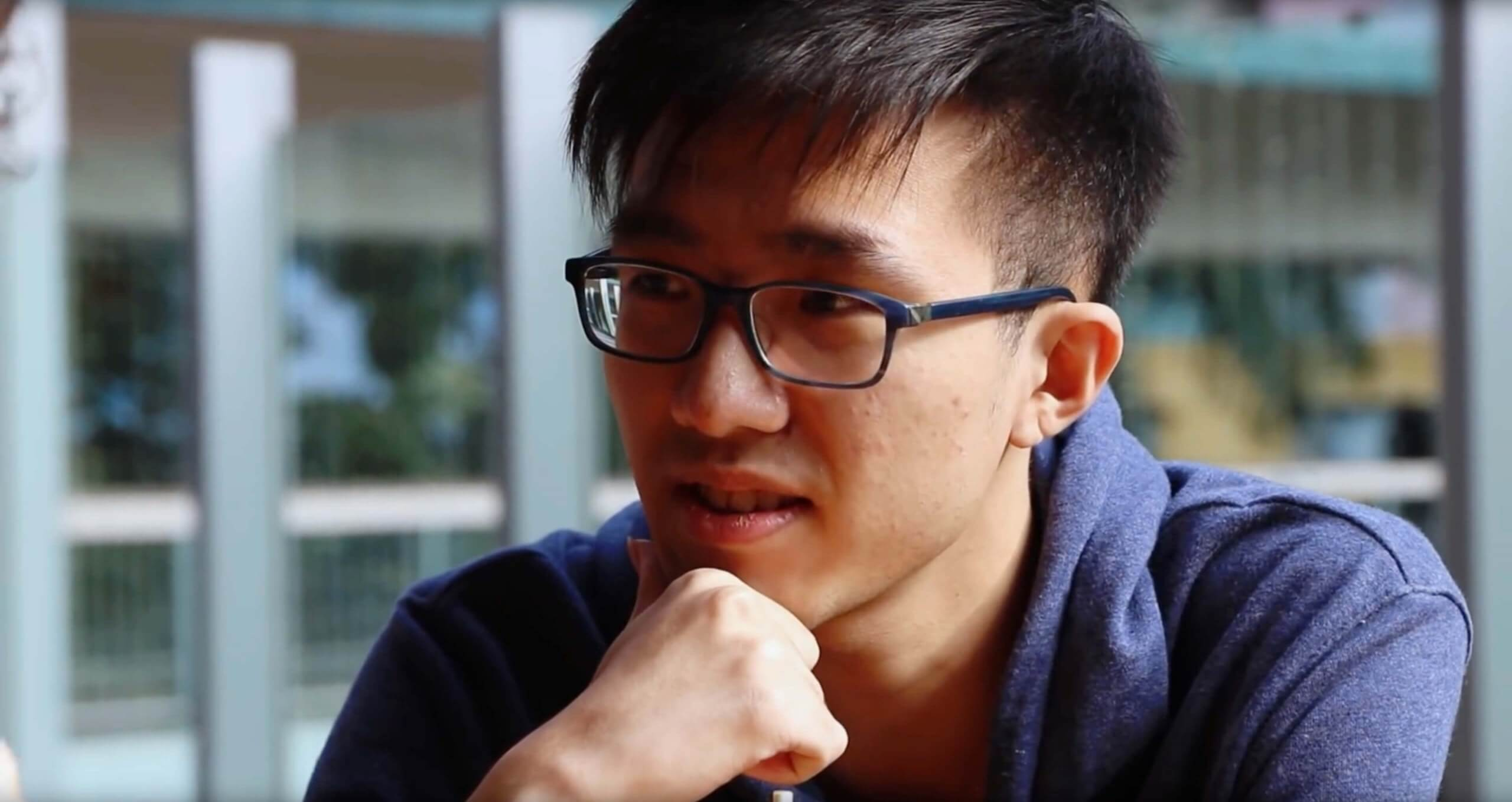 Hearthstone pro Blitzchung says he would face suspension again for Hong Kong