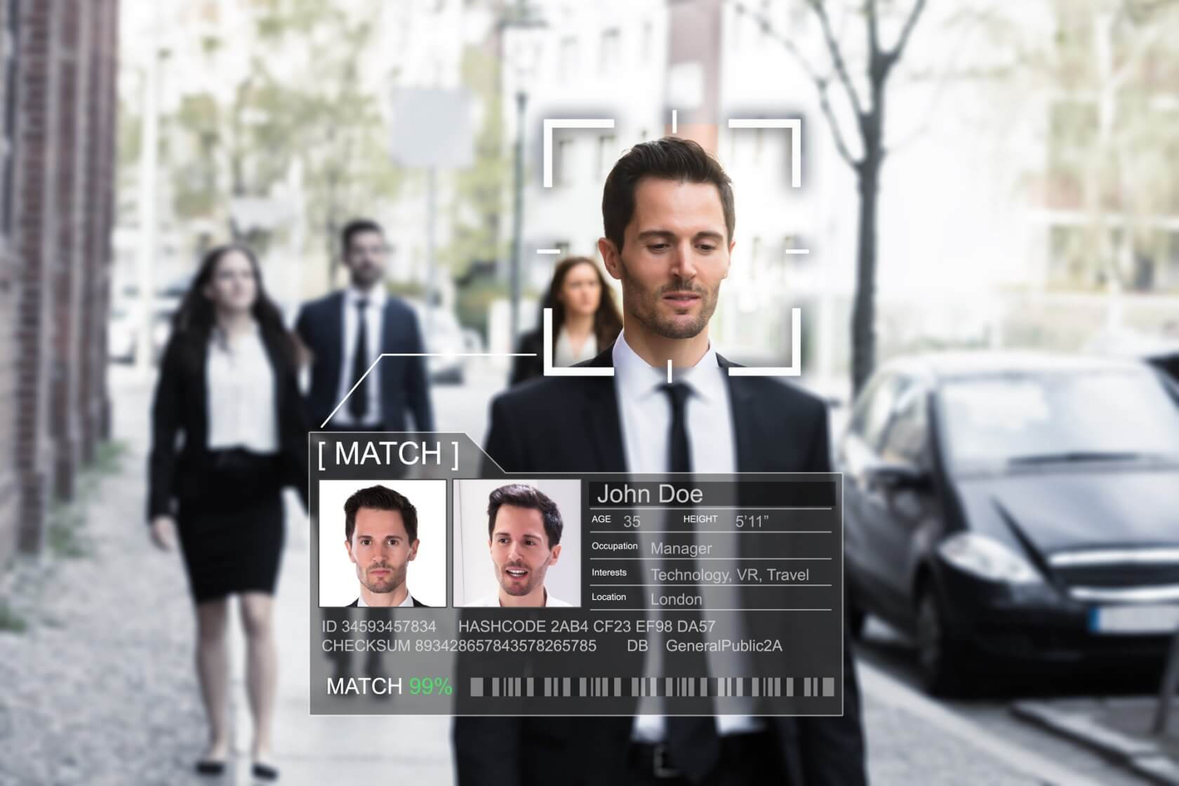 London police will deploy live facial recognition cameras to catch criminals