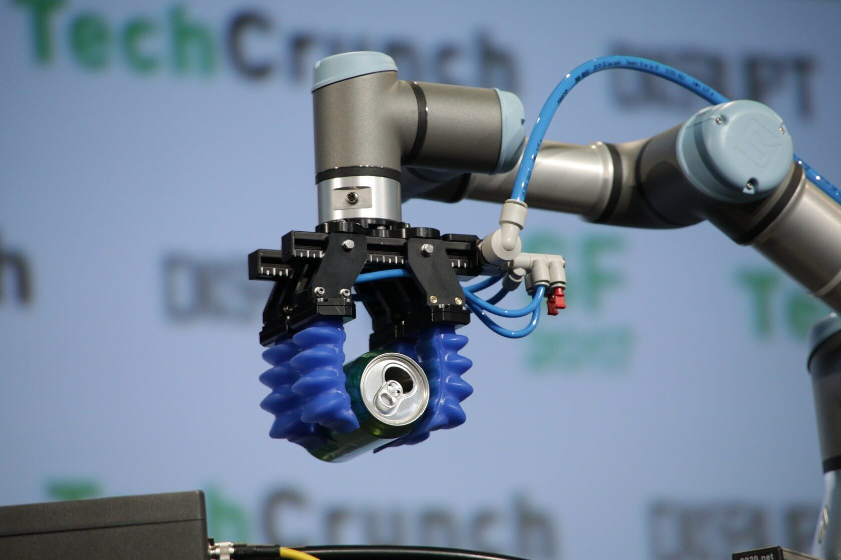 Researchers create a robotic hand that can 'sweat'