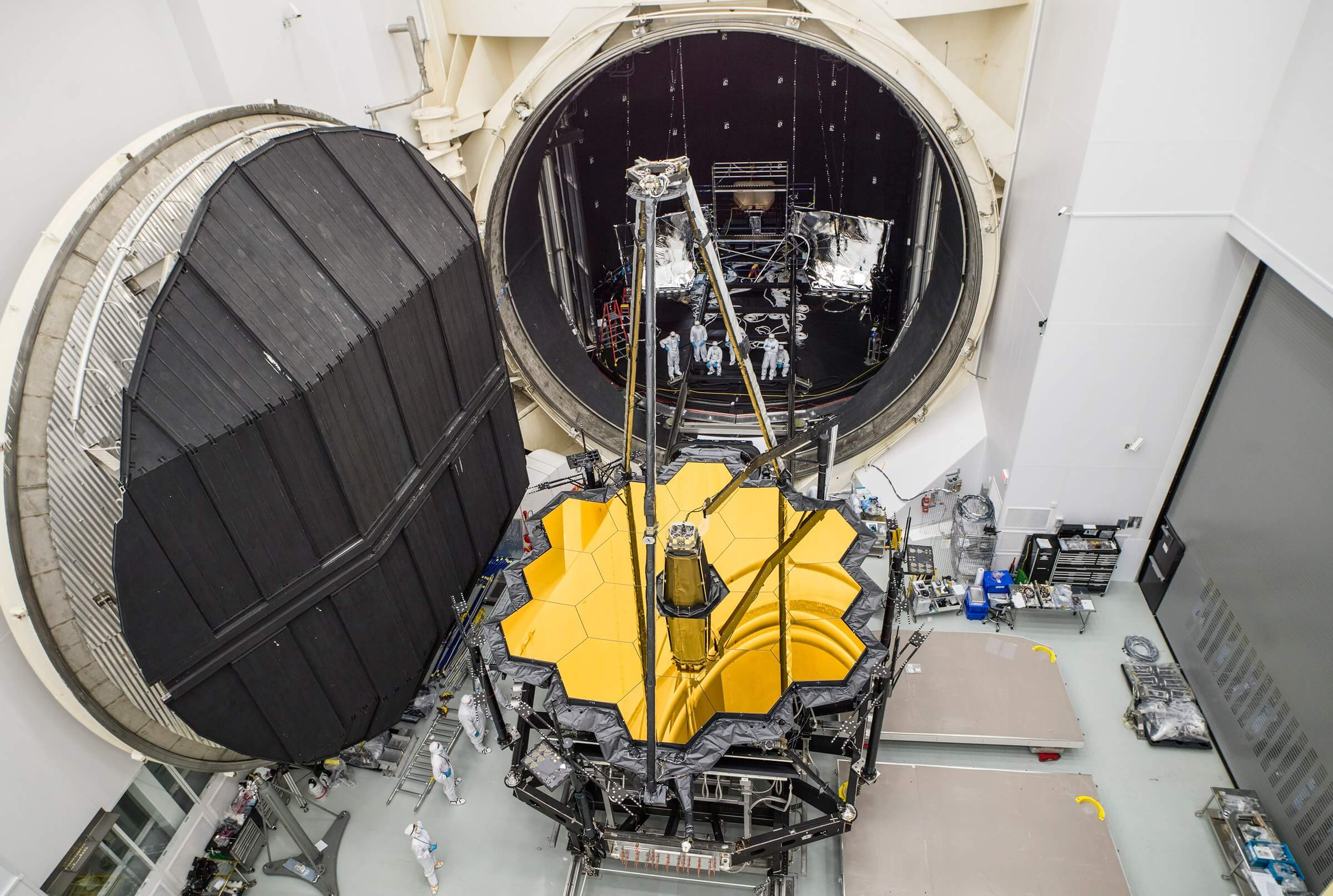 NASA's James Webb Space Telescope will likely miss its rescheduled launch date of March 2021