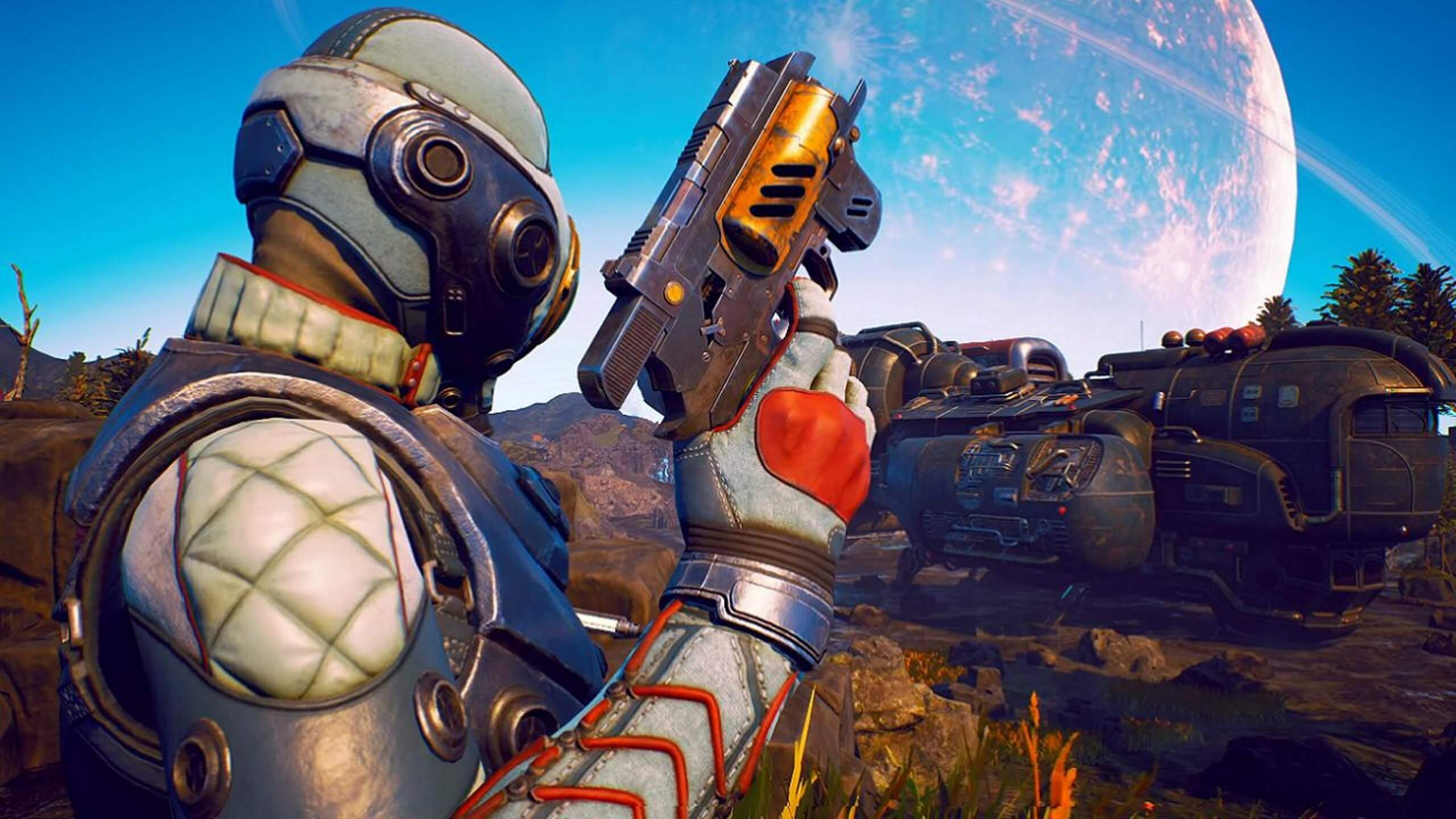 Obsidian's Nintendo Switch port of The Outer Worlds lands March 6