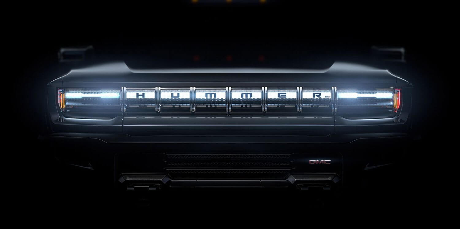 GMC is bringing the Hummer back as an EV with 11,500 pound-feet of torque