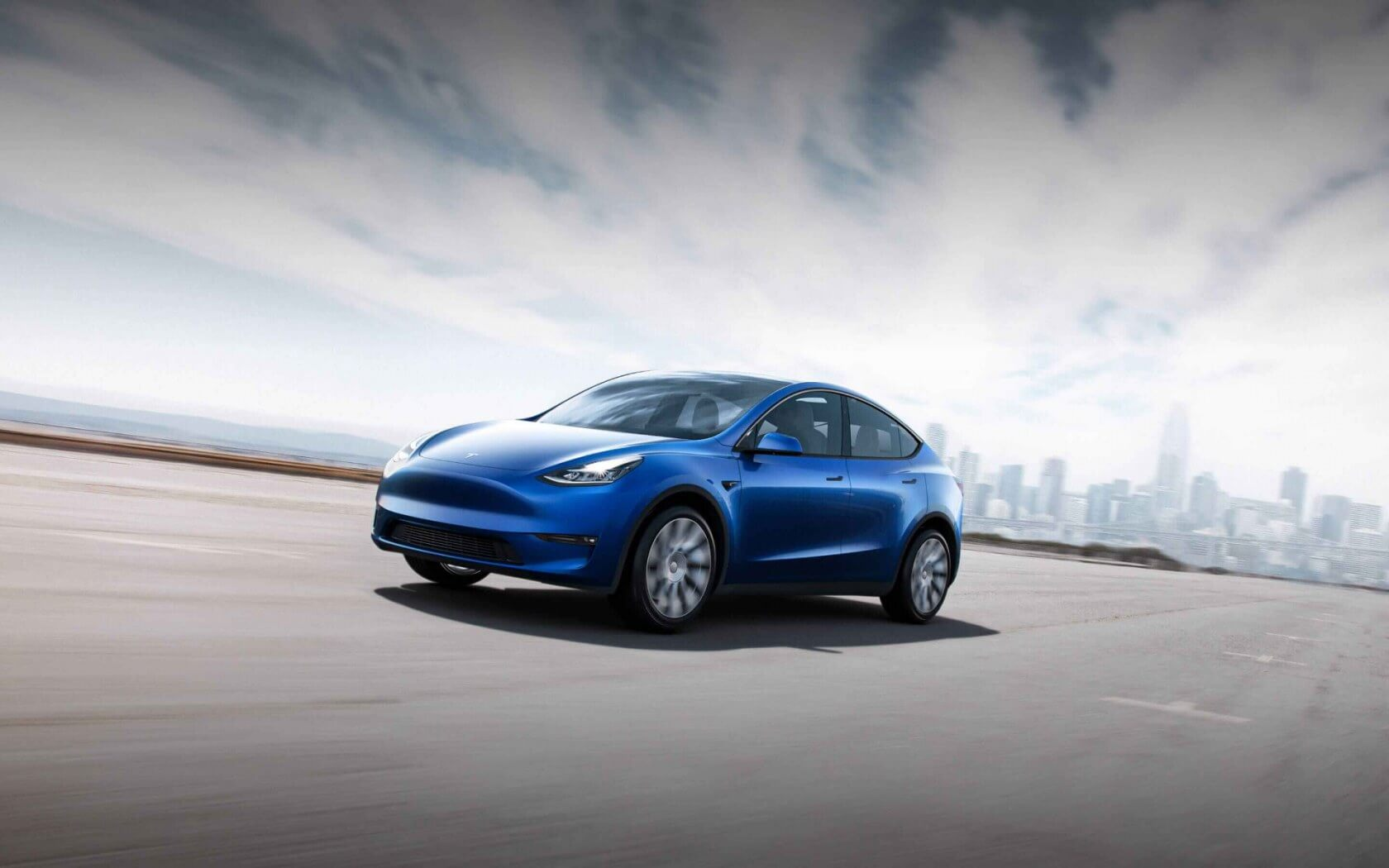 Tesla Model Y crossover is now in production, shipping in March