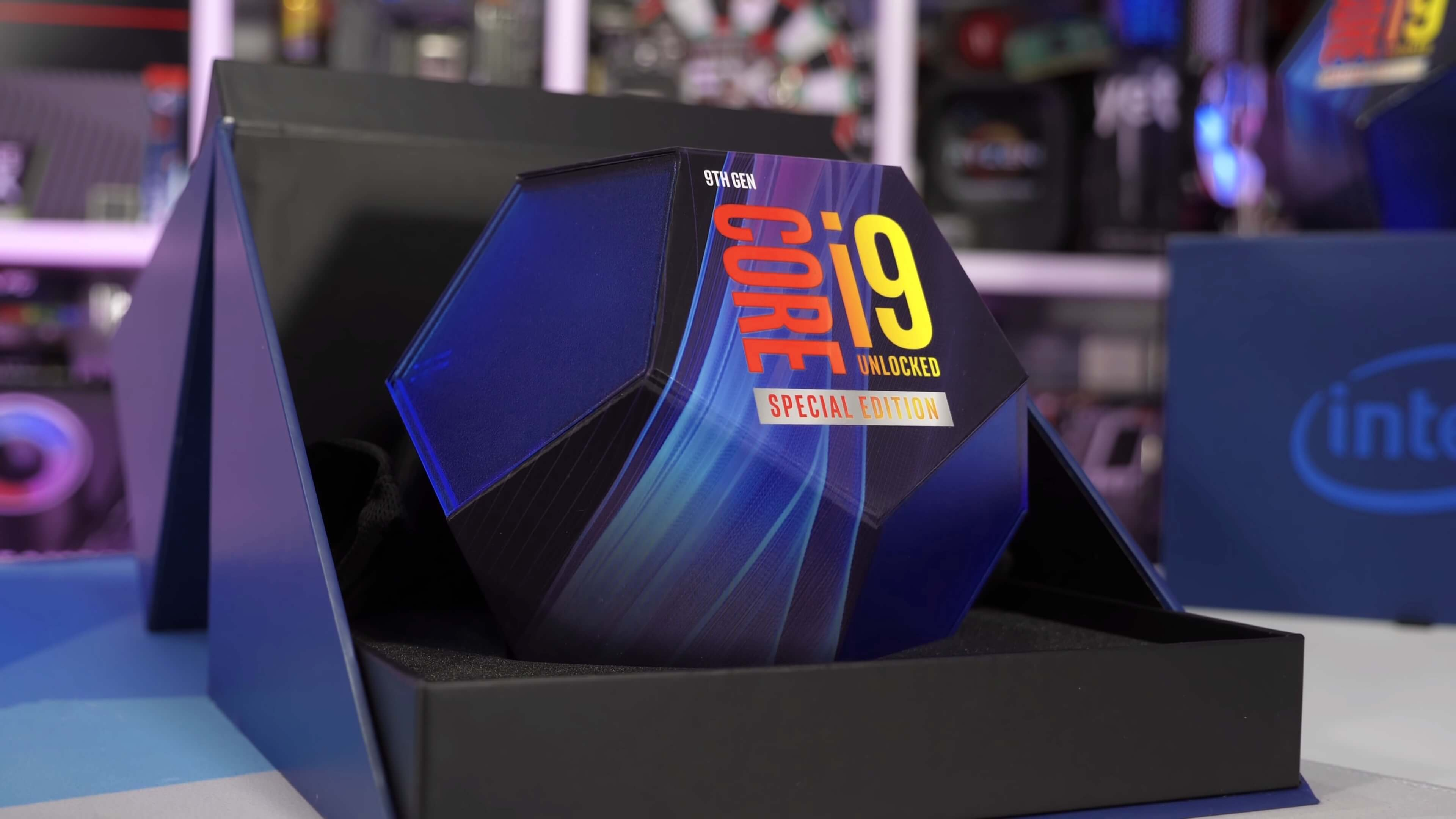 Intel Core i9-10900K spied in 3DMark database with 5.1GHz boost clock