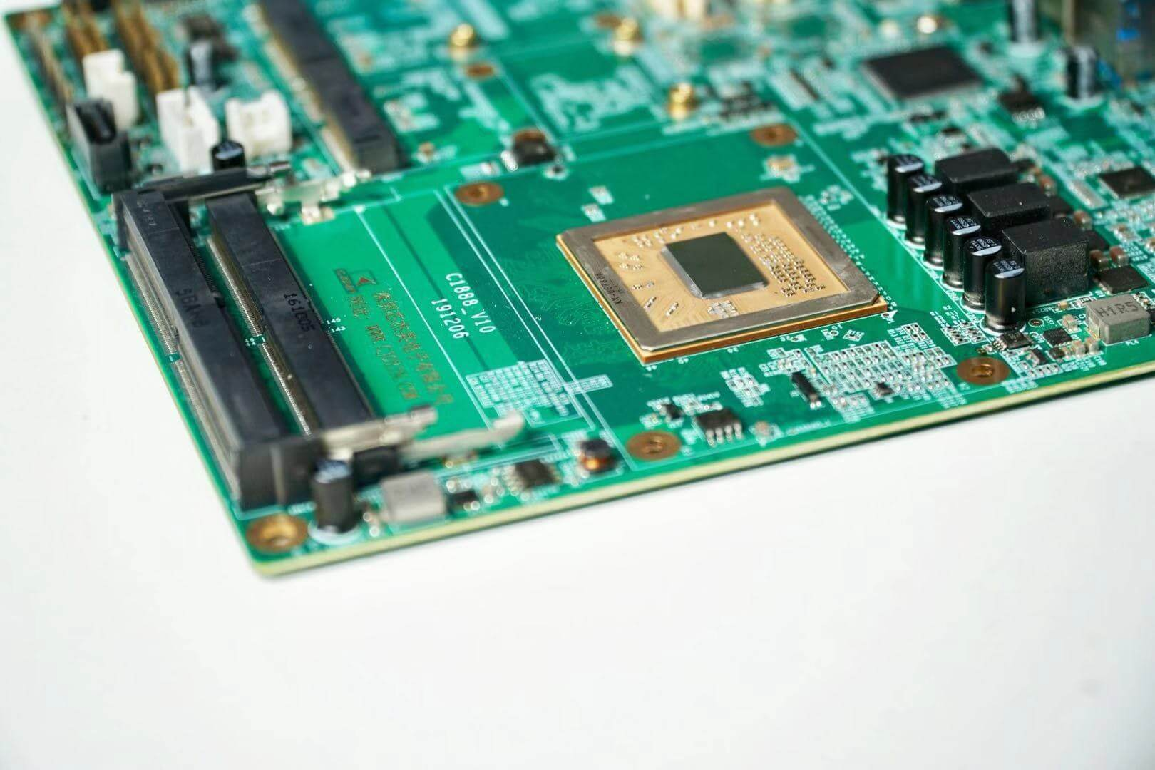 Made in China 8-core x86 CPU arrives to market