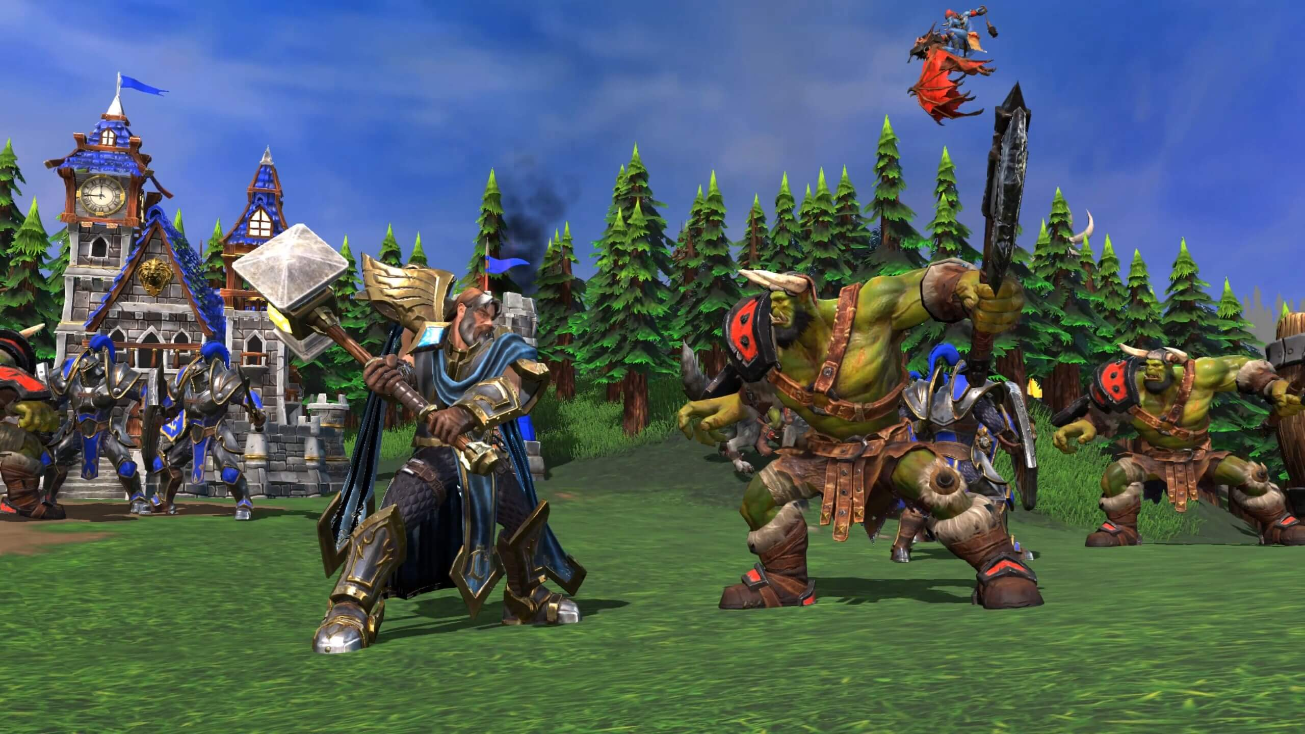 Blizzard is addressing Warcraft III: Reforged shortcomings