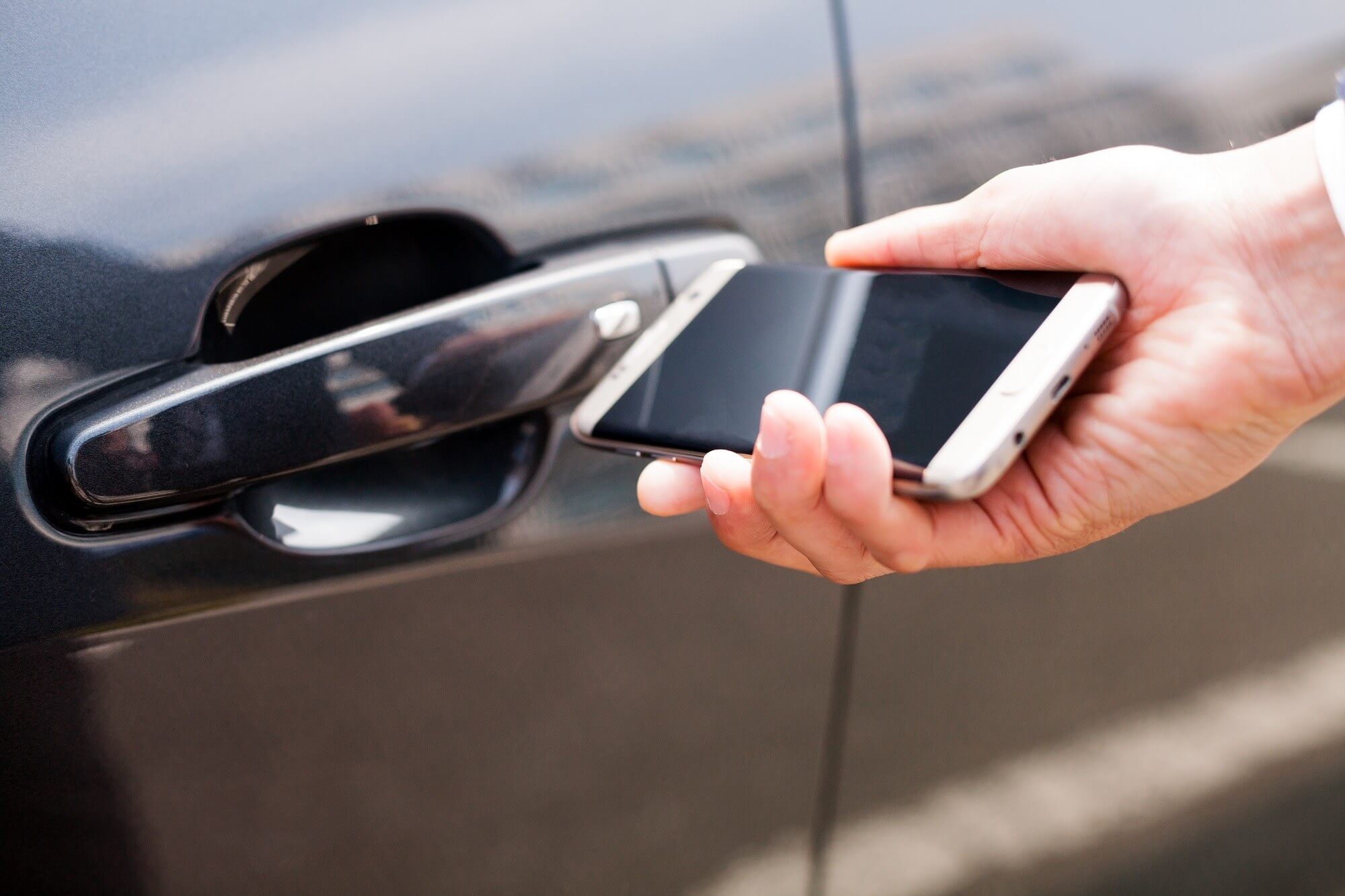iPhones and Apple Watches could soon replace your car keys