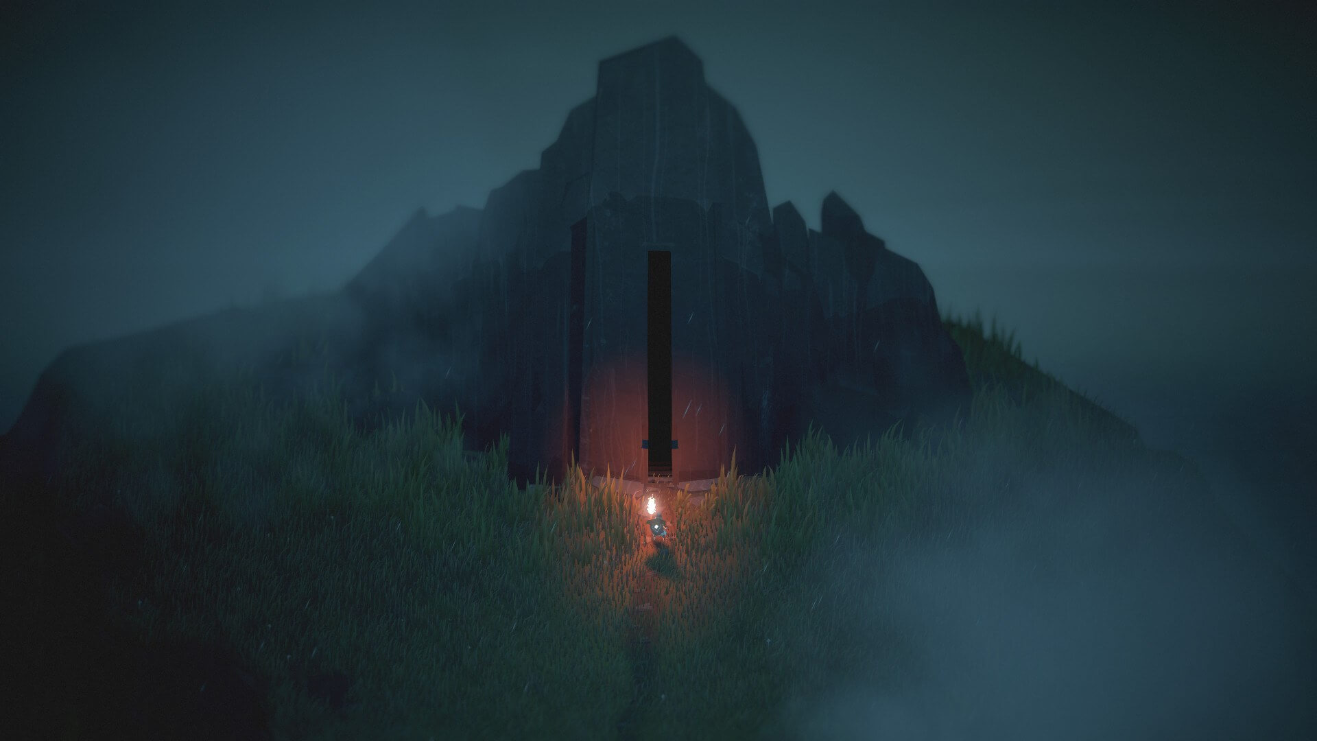 Capybara Games brings Below to the PS4 with an easier 'Explore Mode'