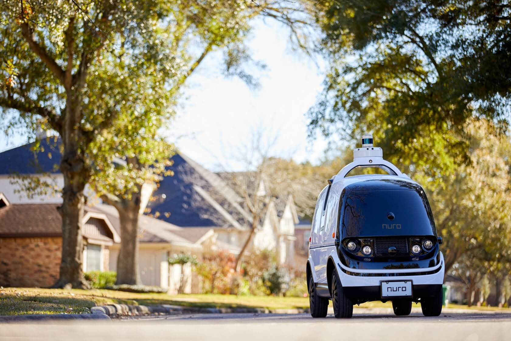 Nuro's R2 vehicle has been granted the NHTSA's first regulatory exemption for a custom self-driving car