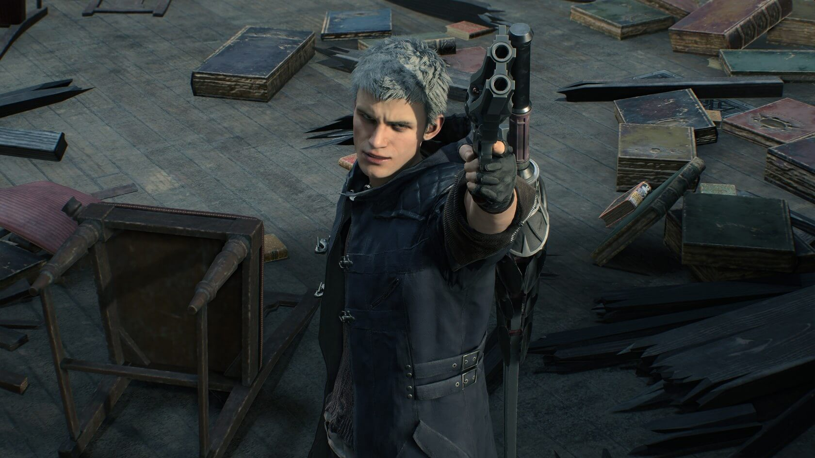 Capcom has officially removed Denuvo from Devil May Cry 5