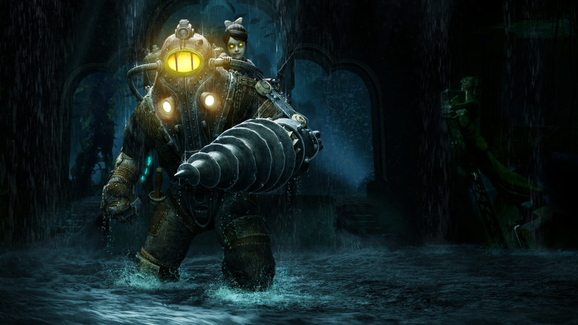 The Bioshock Collection is PSN's February Freebie, but watch your save space