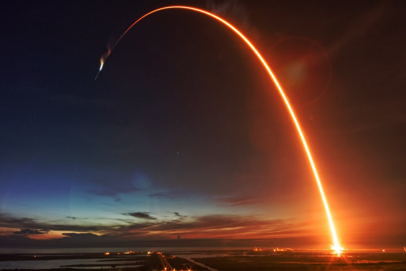 SpaceX's first crewed flight could happen on May 7