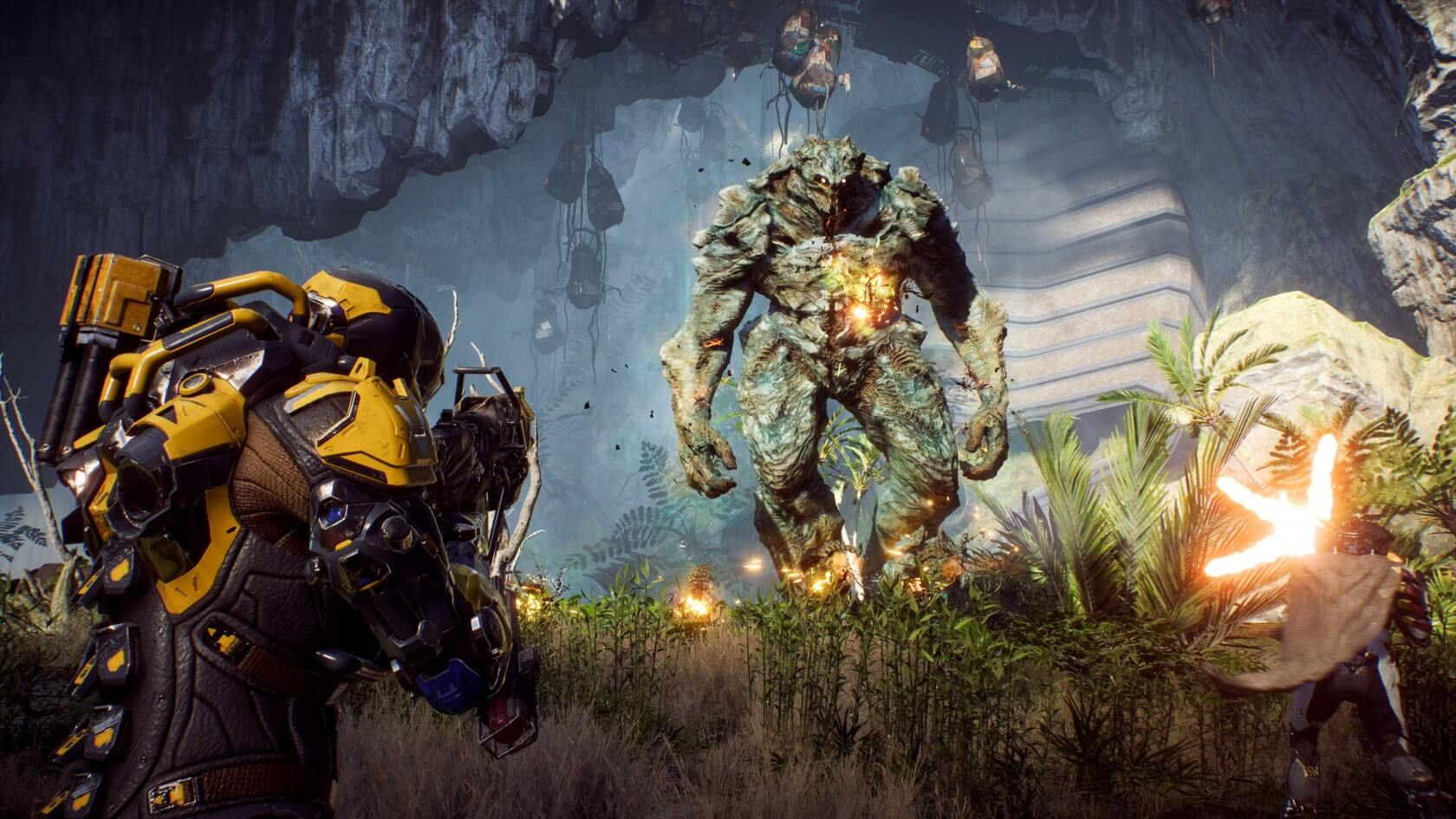 Ill Fated Looter Shooter Anthem Will Receive A Complete Gameplay