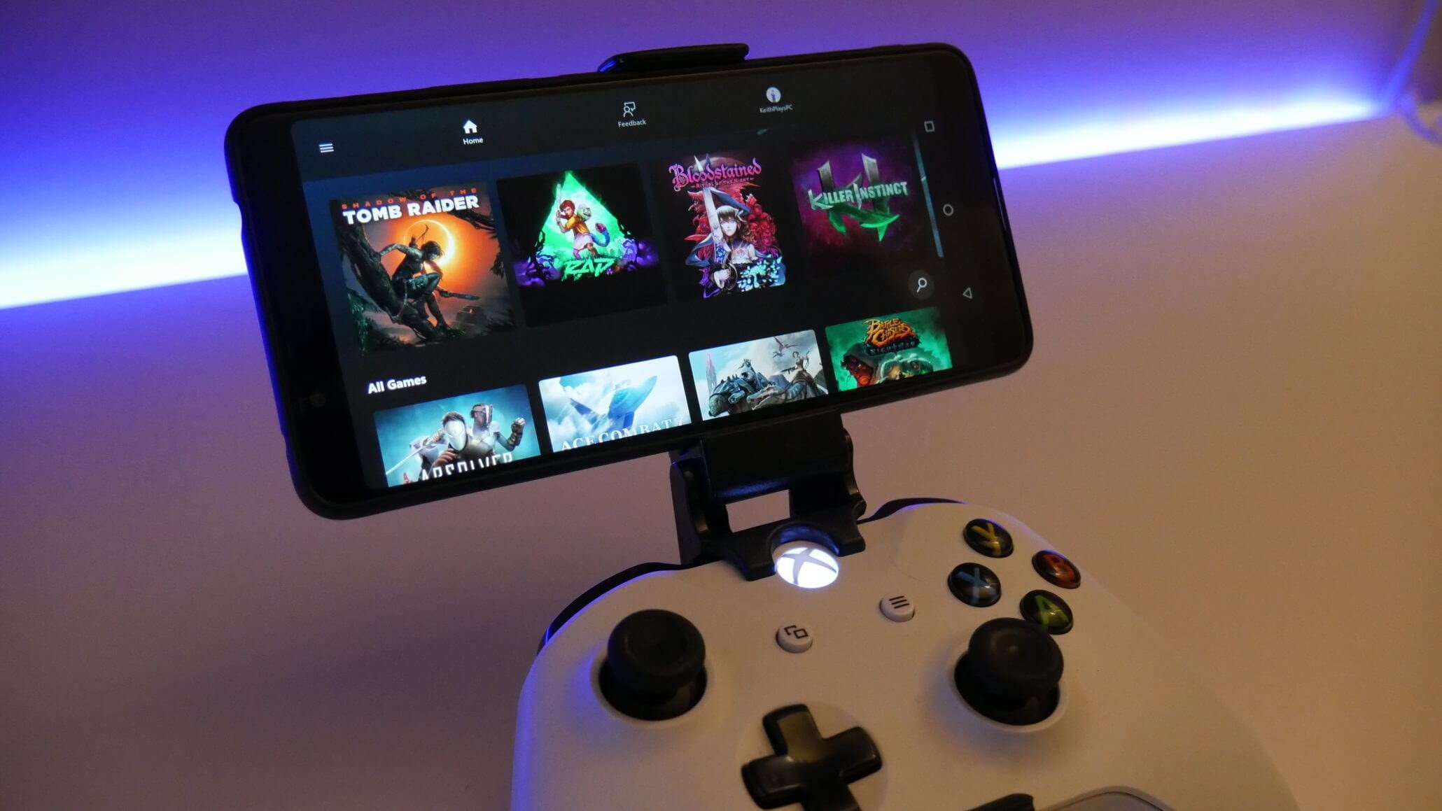 Microsoft opens a limited preview of Project xCloud game streaming on iOS