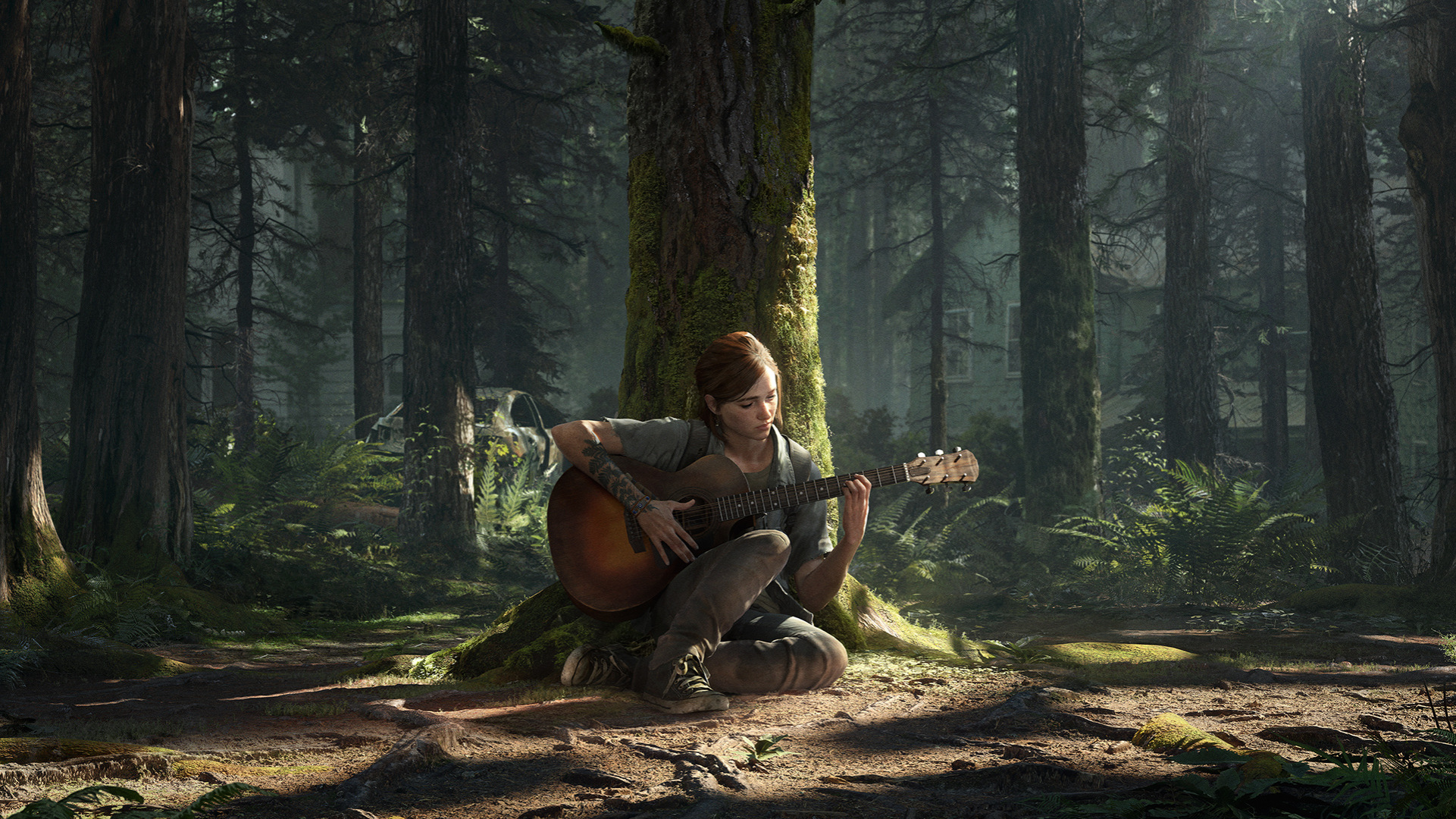Naughty Dog is putting finishing touches to The Last of Us Part II