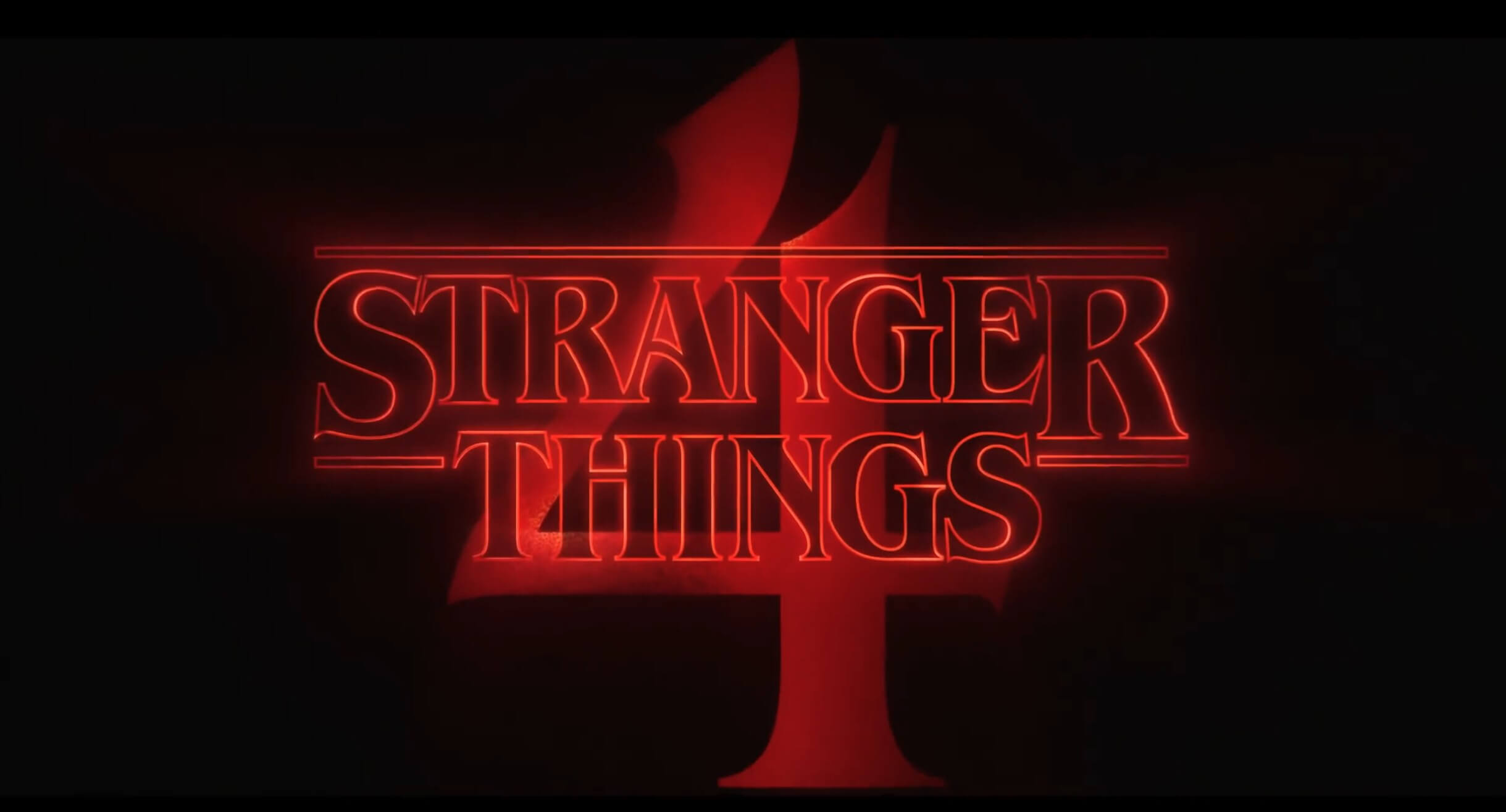 Netflix released the first trailer for Stranger Things 4 with a paradoxical spoiler