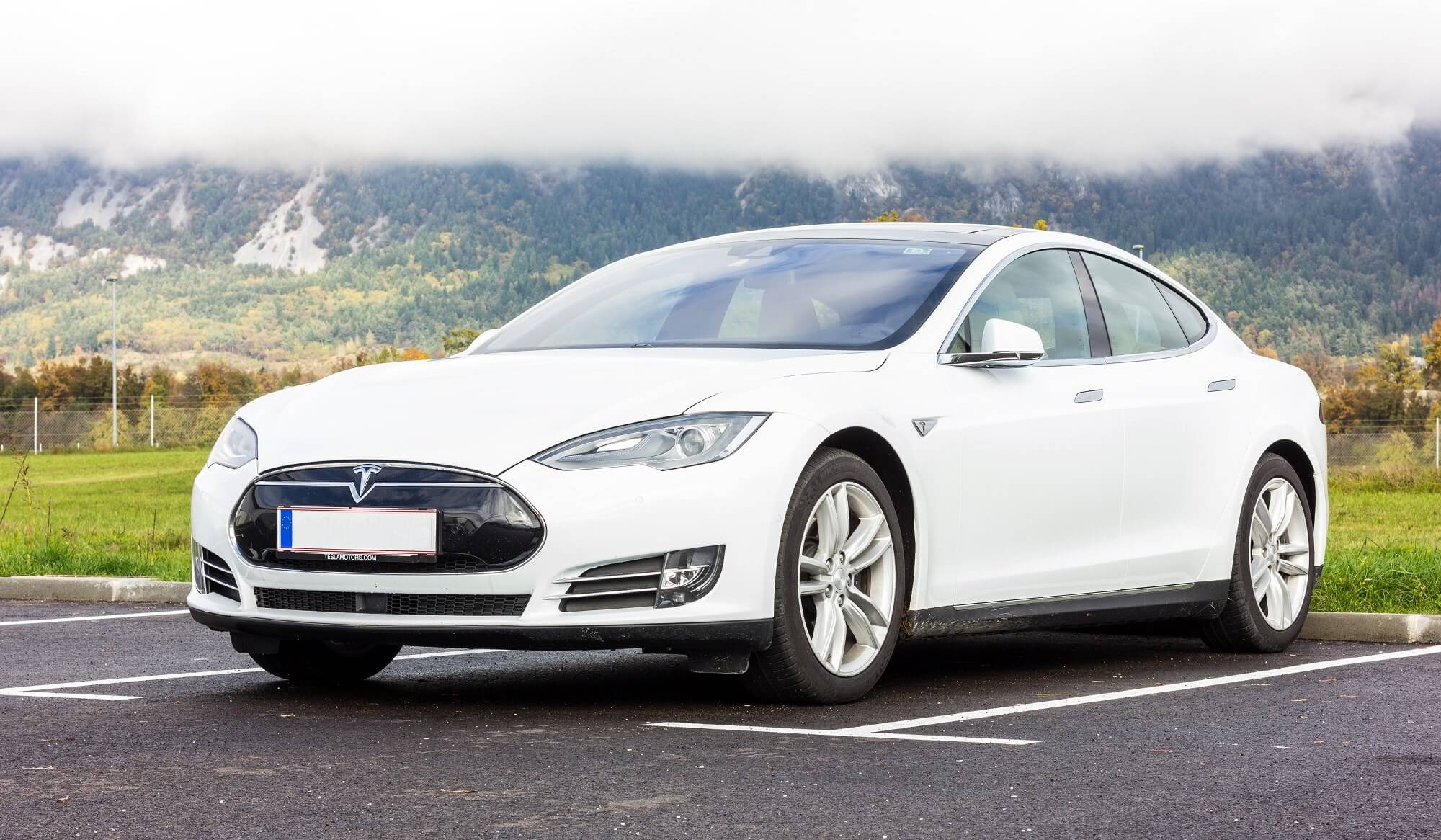 Researchers show how to trick a Tesla into speeding using a piece of tape