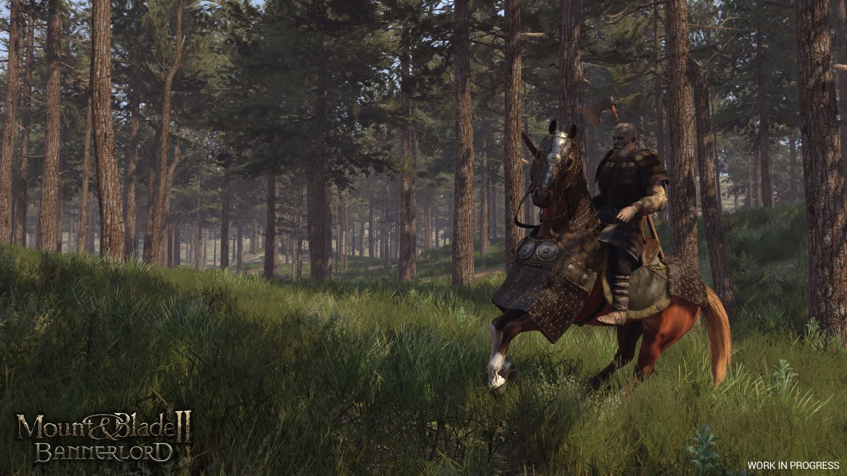 Medieval sandbox RPG Mount & Blade II: Bannerlord releases on March 31 in Early Access