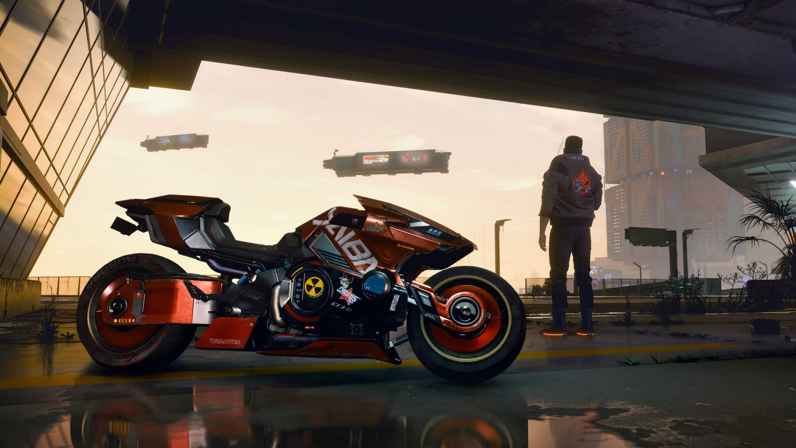 You'll be able to stream and play Cyberpunk 2077 through GeForce Now on launch day, ray tracing and all