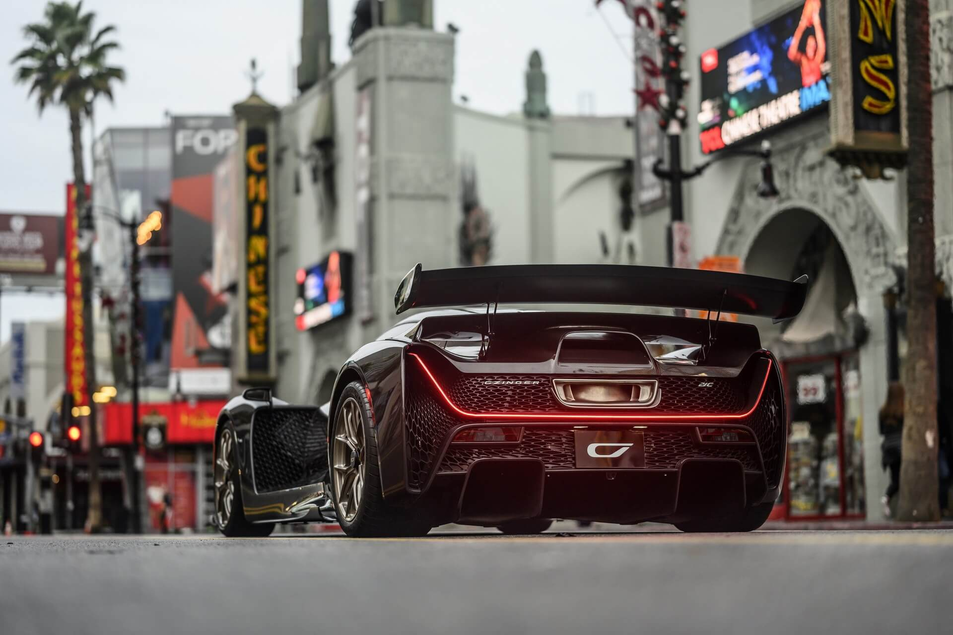 The Czinger 21C is a 3D-printed, $1.7 million hypercar that can do 268mph