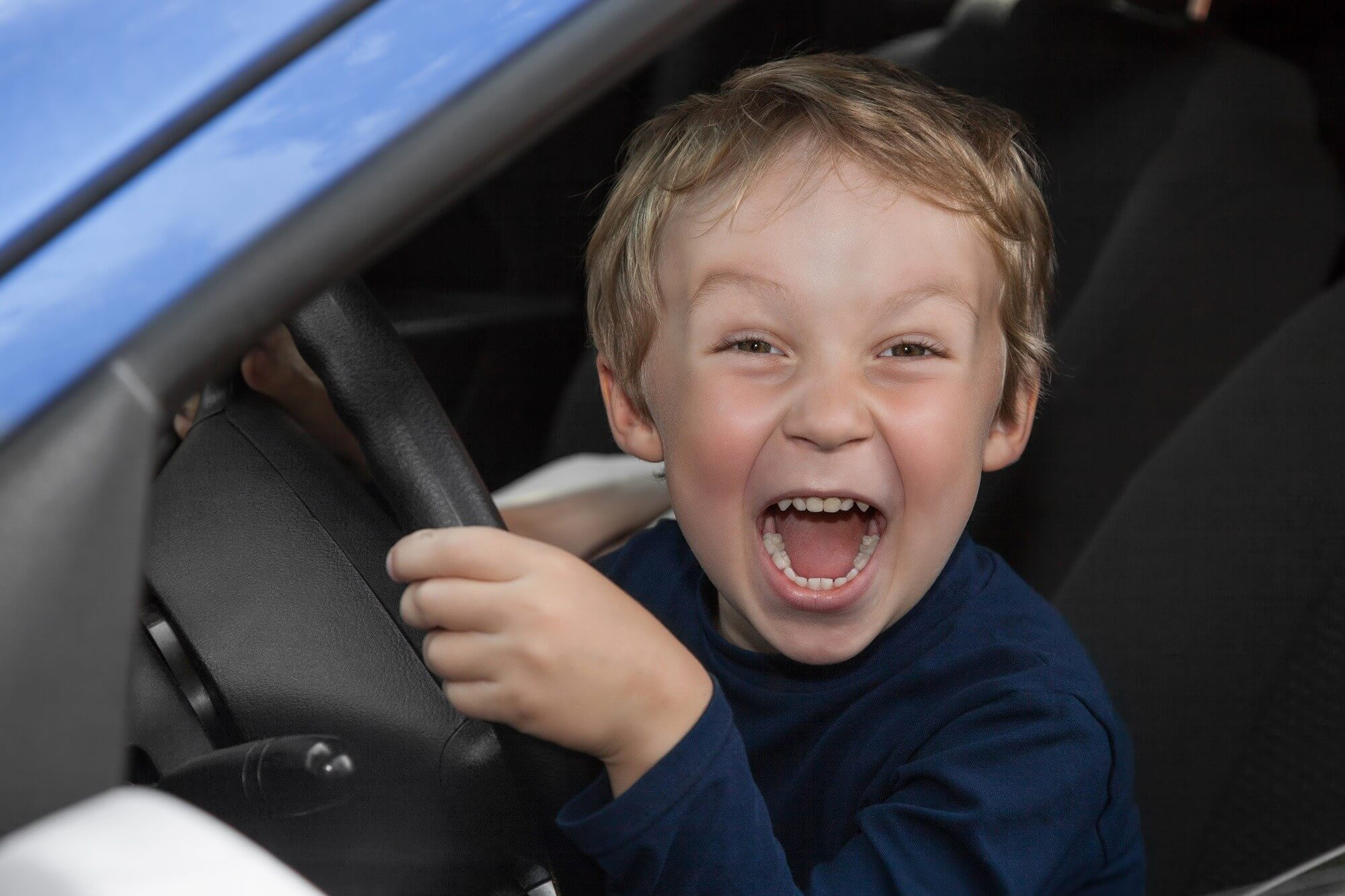 Parents allow 11-year-old to drive car because they were sick of him playing GTA all day
