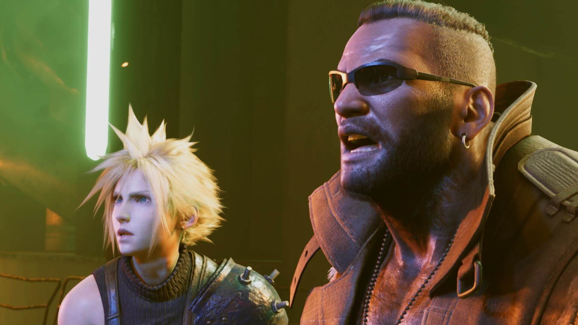 Square Enix released a demo for the first mission in Final Fantasy VII Remake