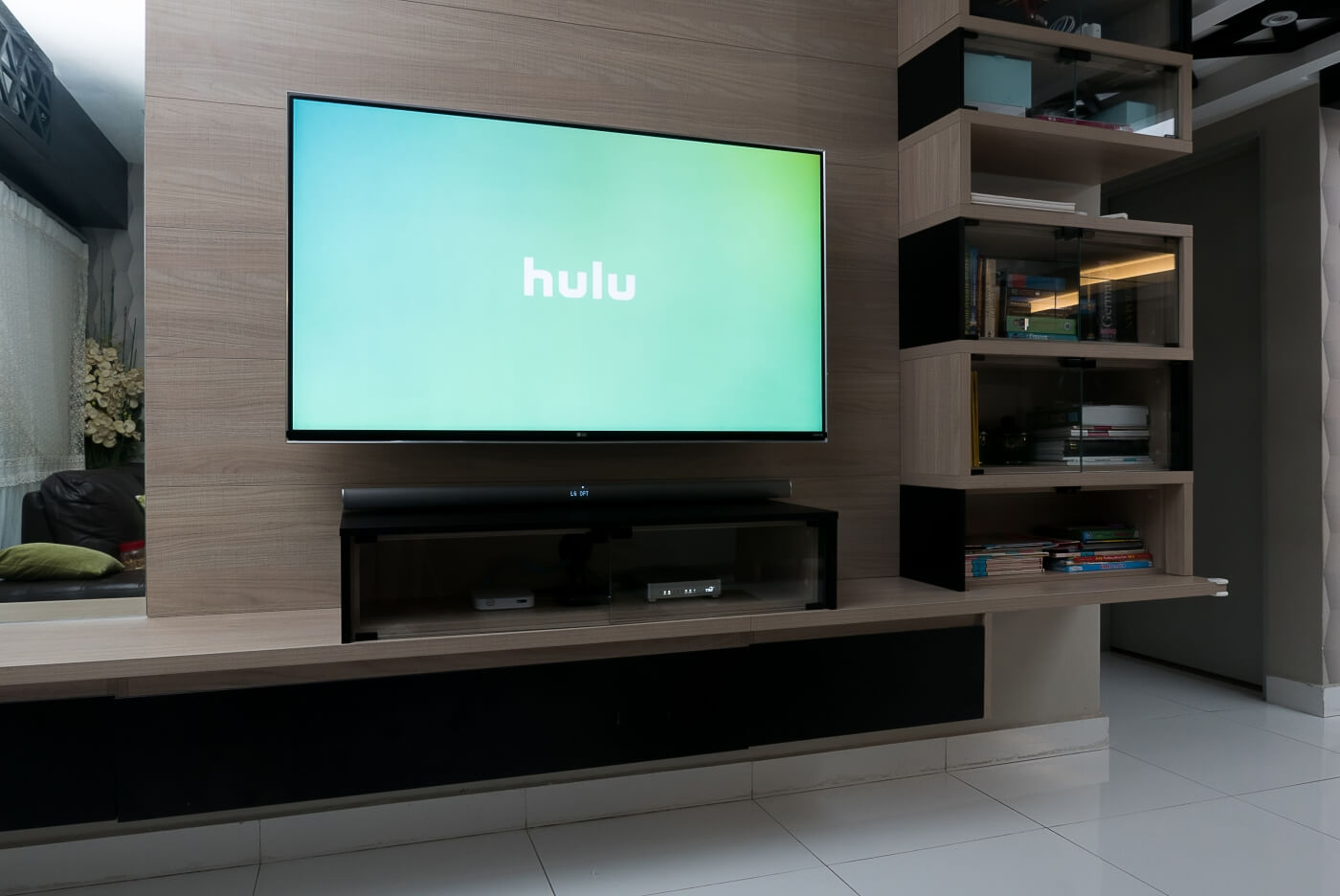 Hulu's live TV service is now available on the PlayStation 4