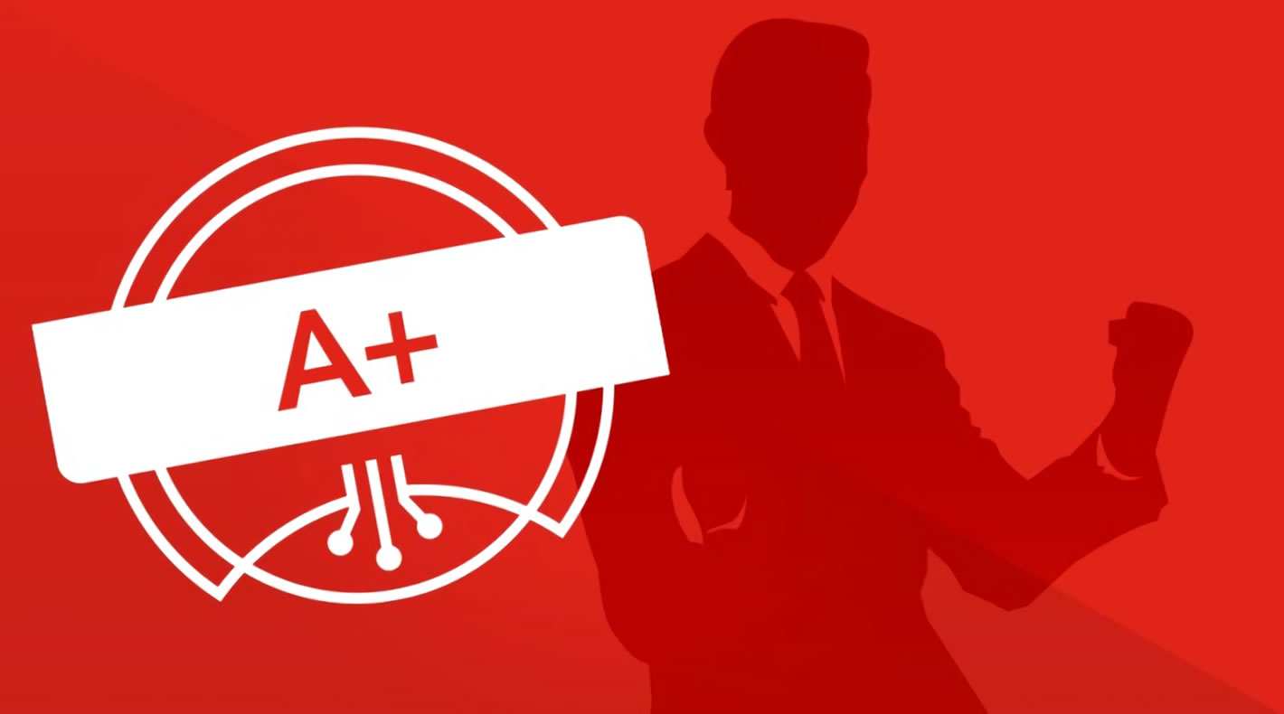 Get IT certified with 14 CompTIA exam prep courses at a fraction of the cost