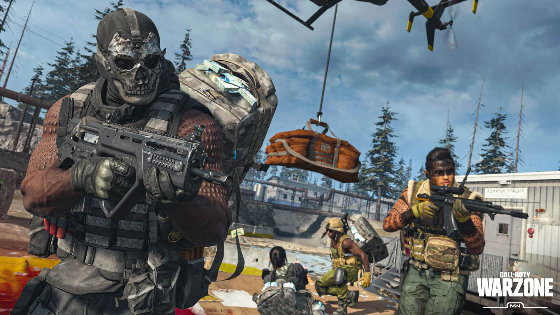 Activision's F2P battle royale entry, Call of Duty: Warzone, launches tomorrow