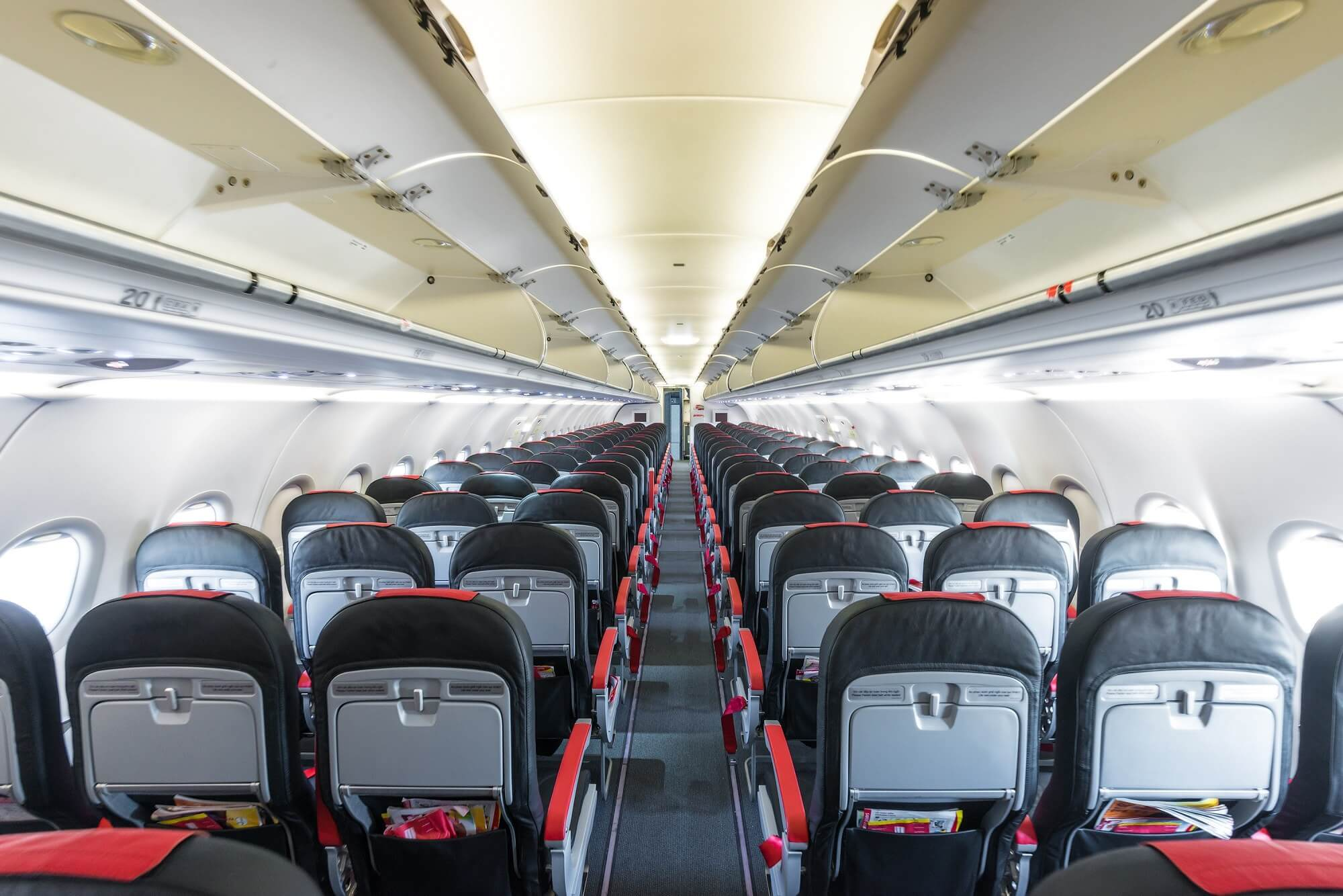 Airlines are flying empty planes because of the coronavirus